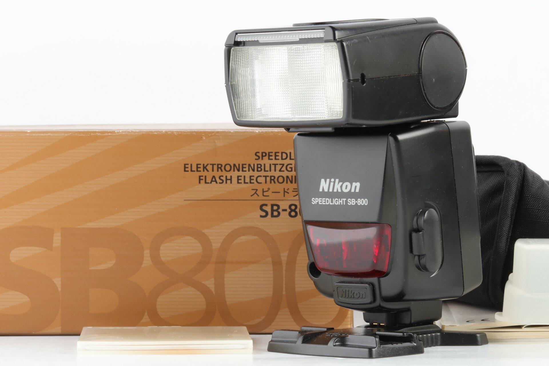 Nikon SB-800 Speedlight Blitzgerät