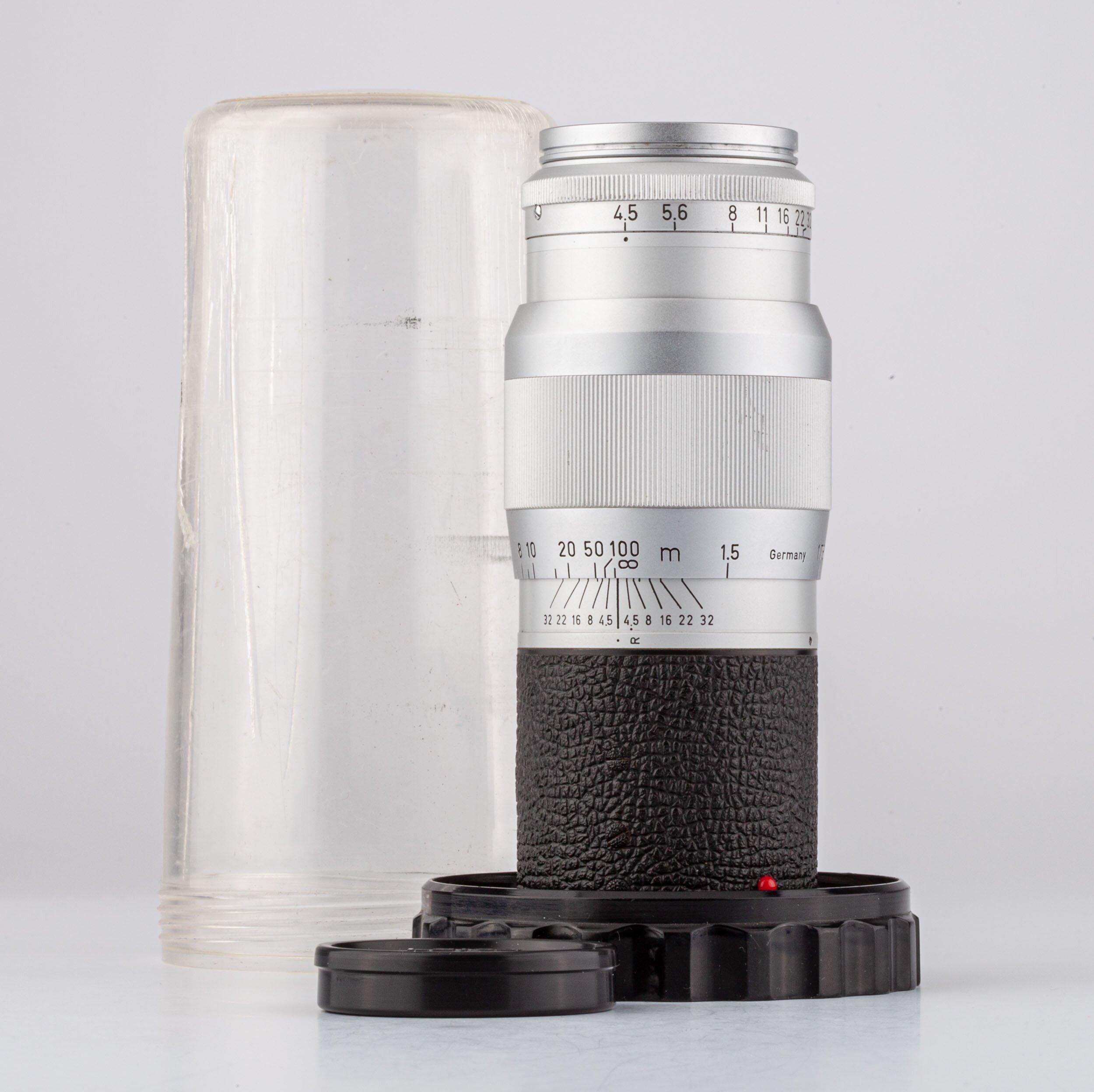 Leica Hektor M 13,5cm F4.5 chrom