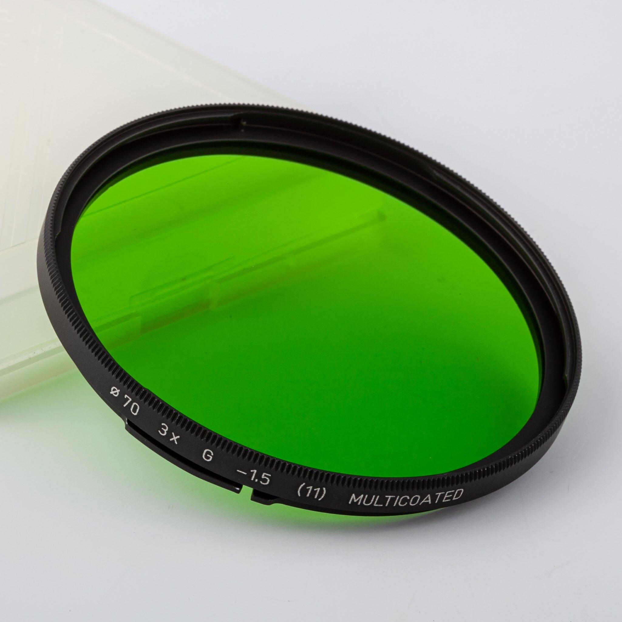 Hasselblad B70 3x G -1,5 (11) Multicoated grün