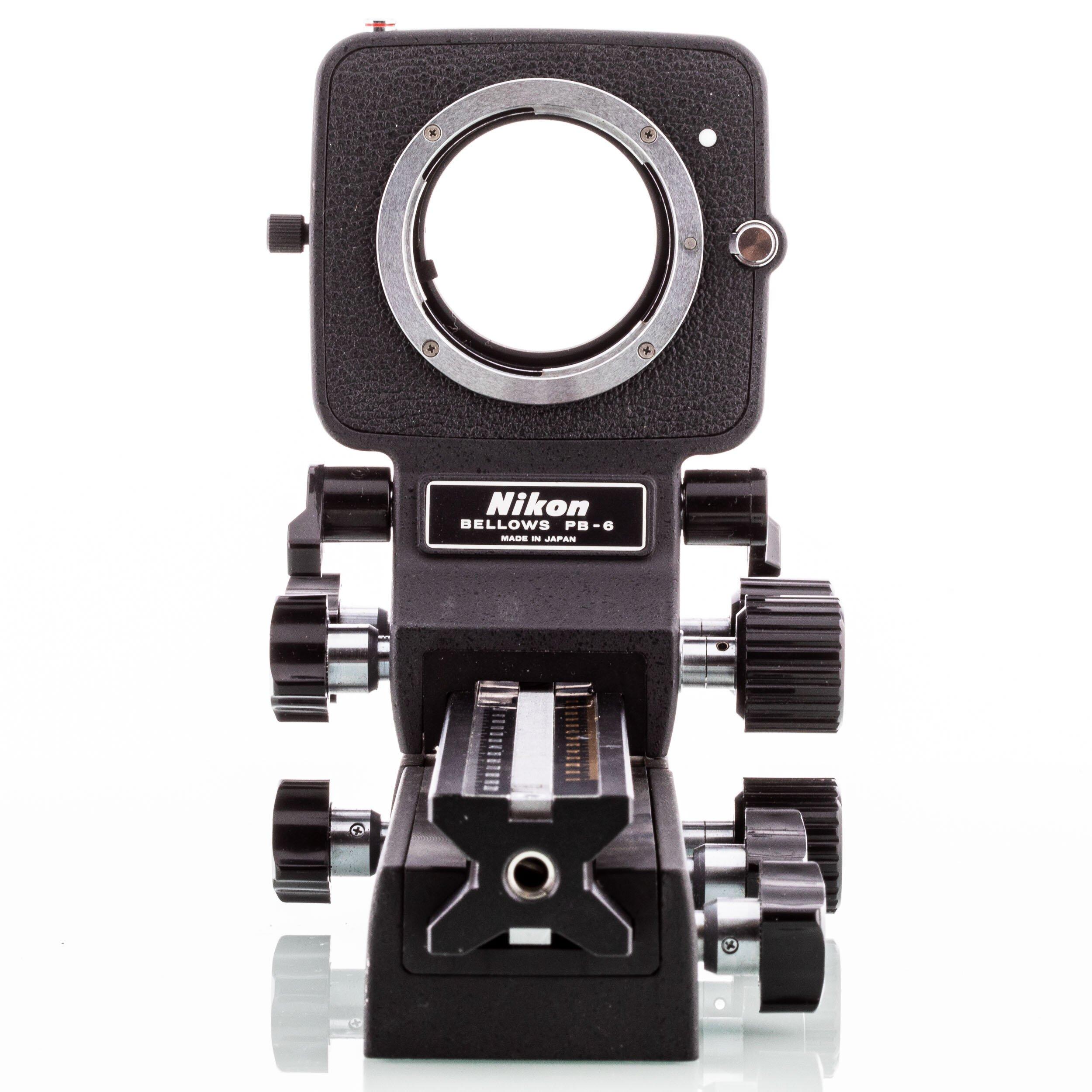 Nikon PB-6 Balgen