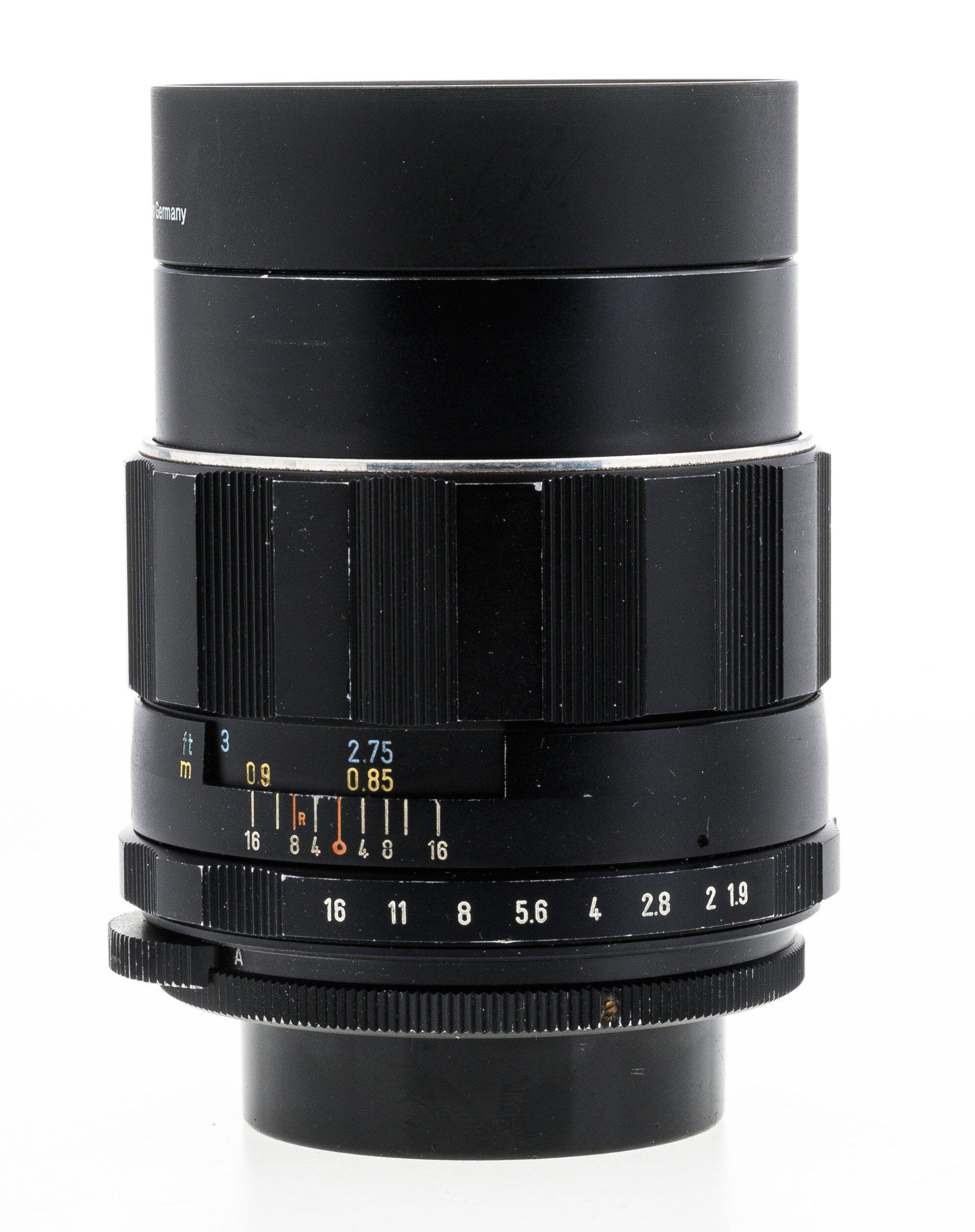 Pentax M42 Super-Takumar 1,9/85mm