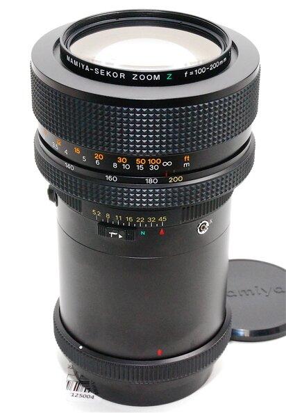 Mamiya RZ 67 5,2/100-200mm W Z