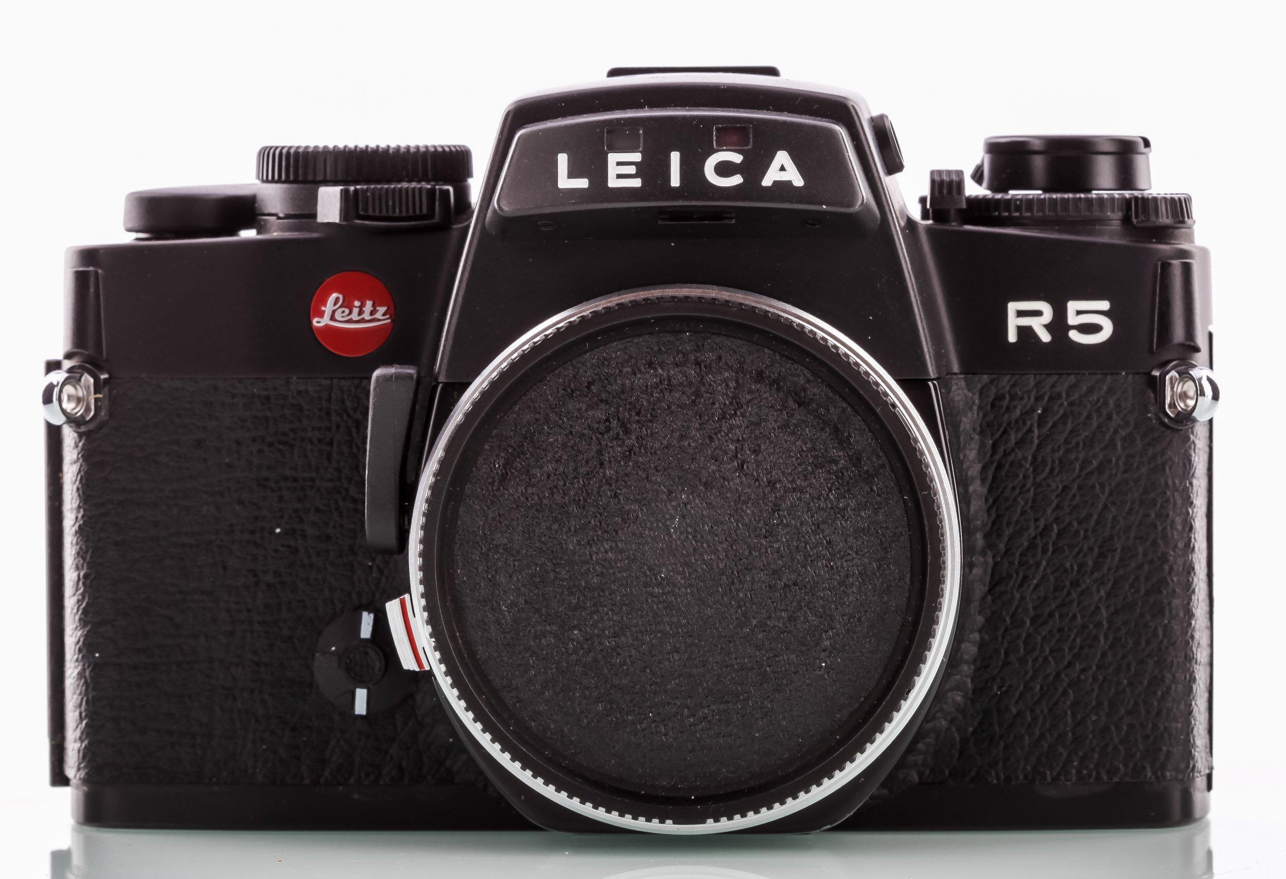 Leica R5 body schwarz