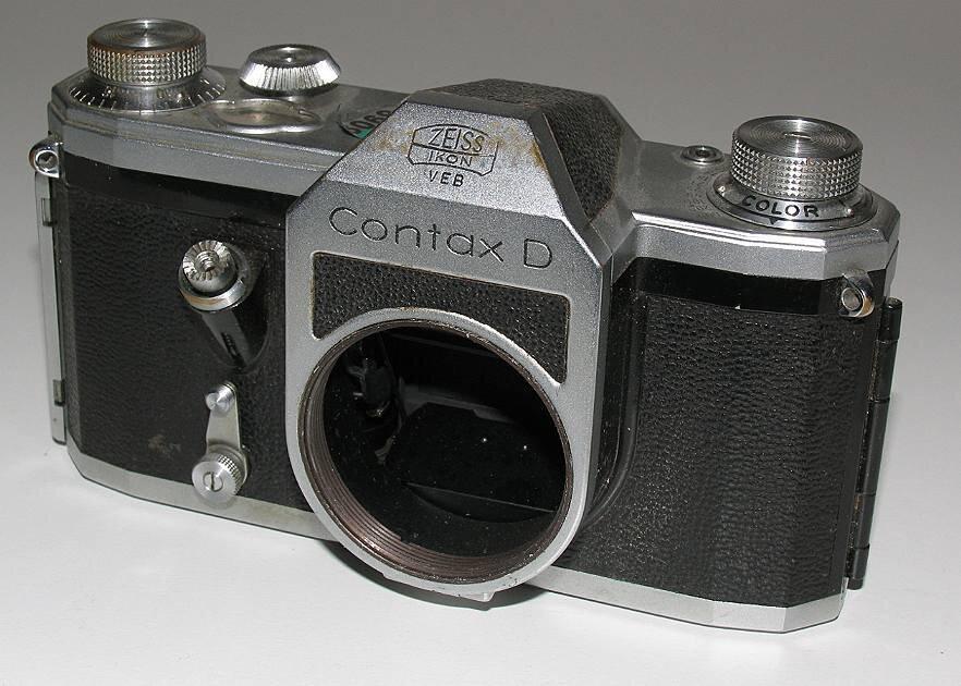 Contax D Body