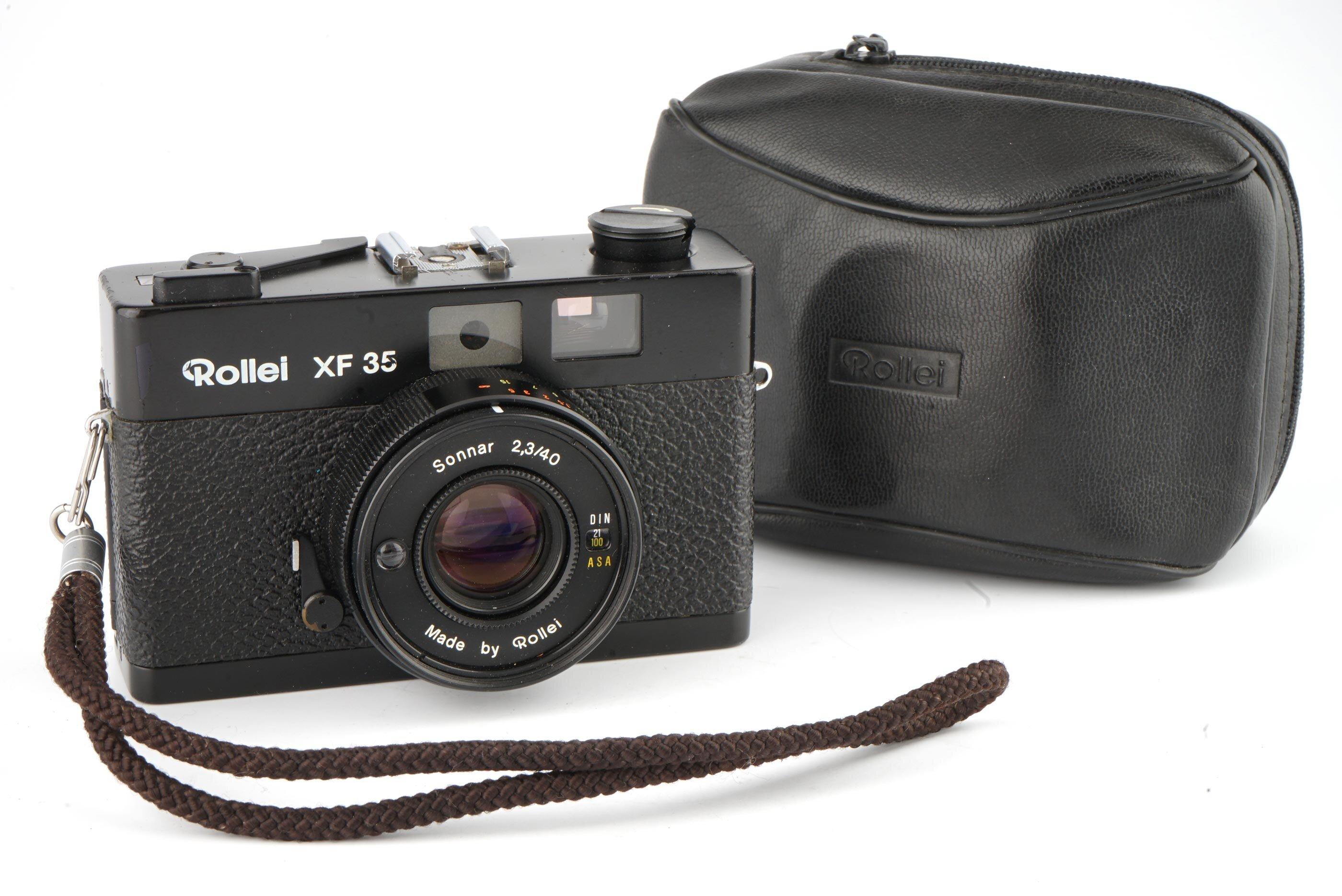 Rollei XF 35 Sonnar 2,3/40mm