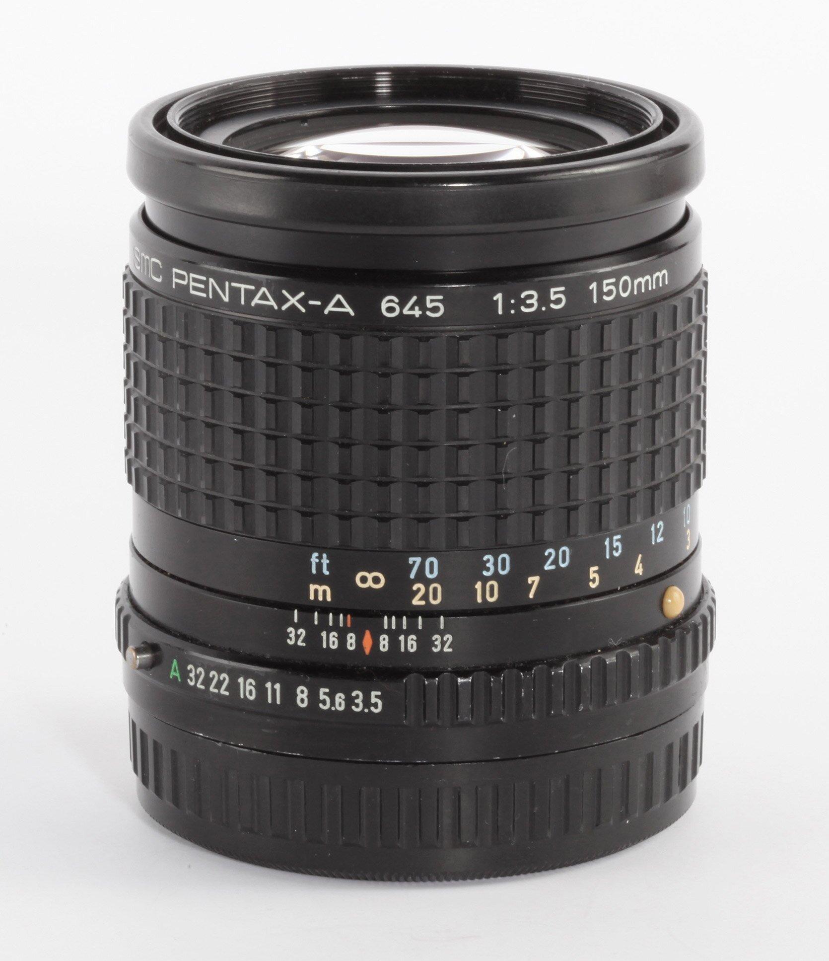 SMC Pentax -A 645 3,5/150mm f.645