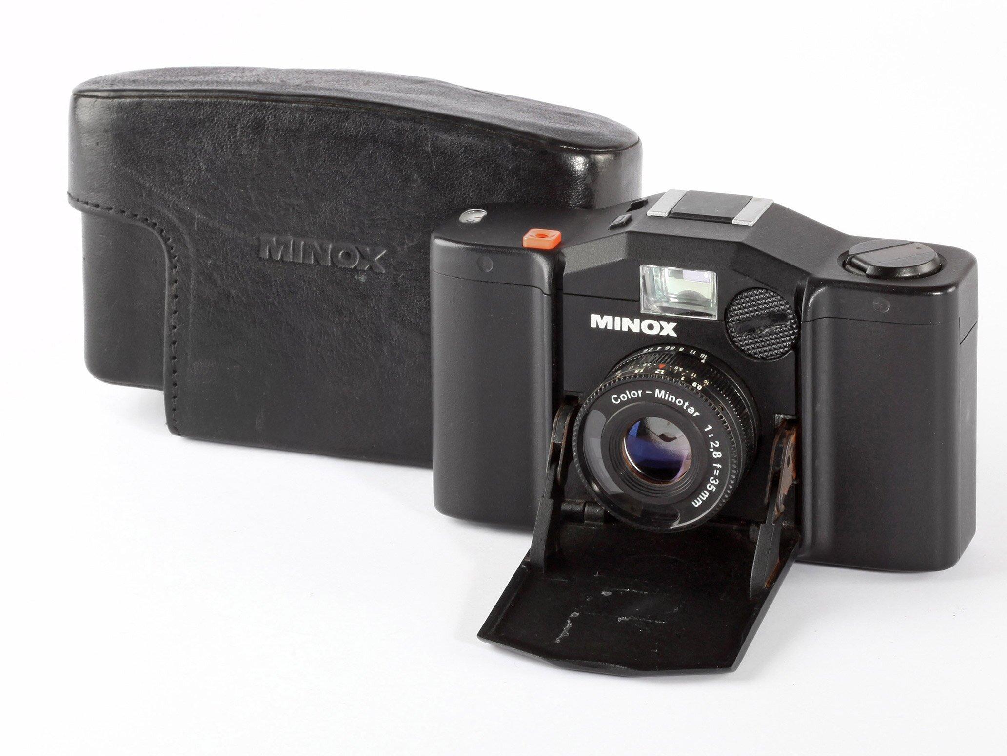 Minox 35 GL Analoge Kleinbildkamera