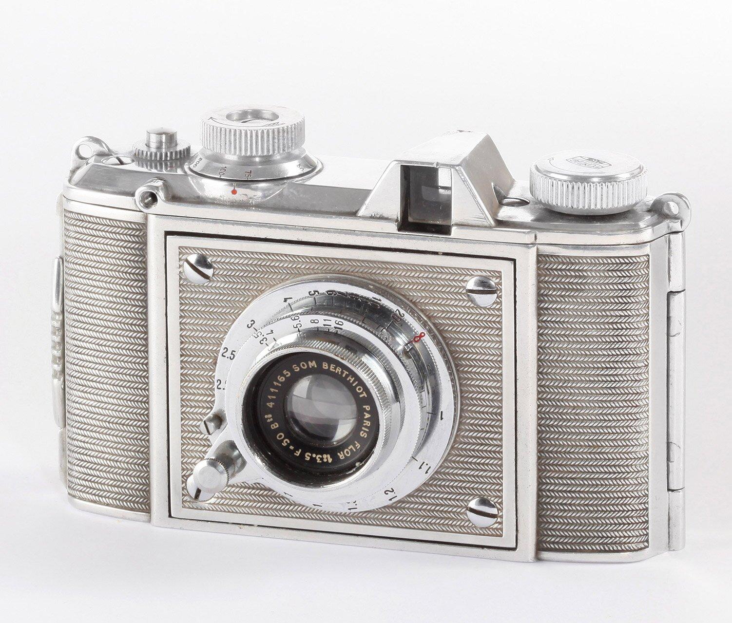 Pontiac Som Berthiot Flor Paris 3,5/50mm