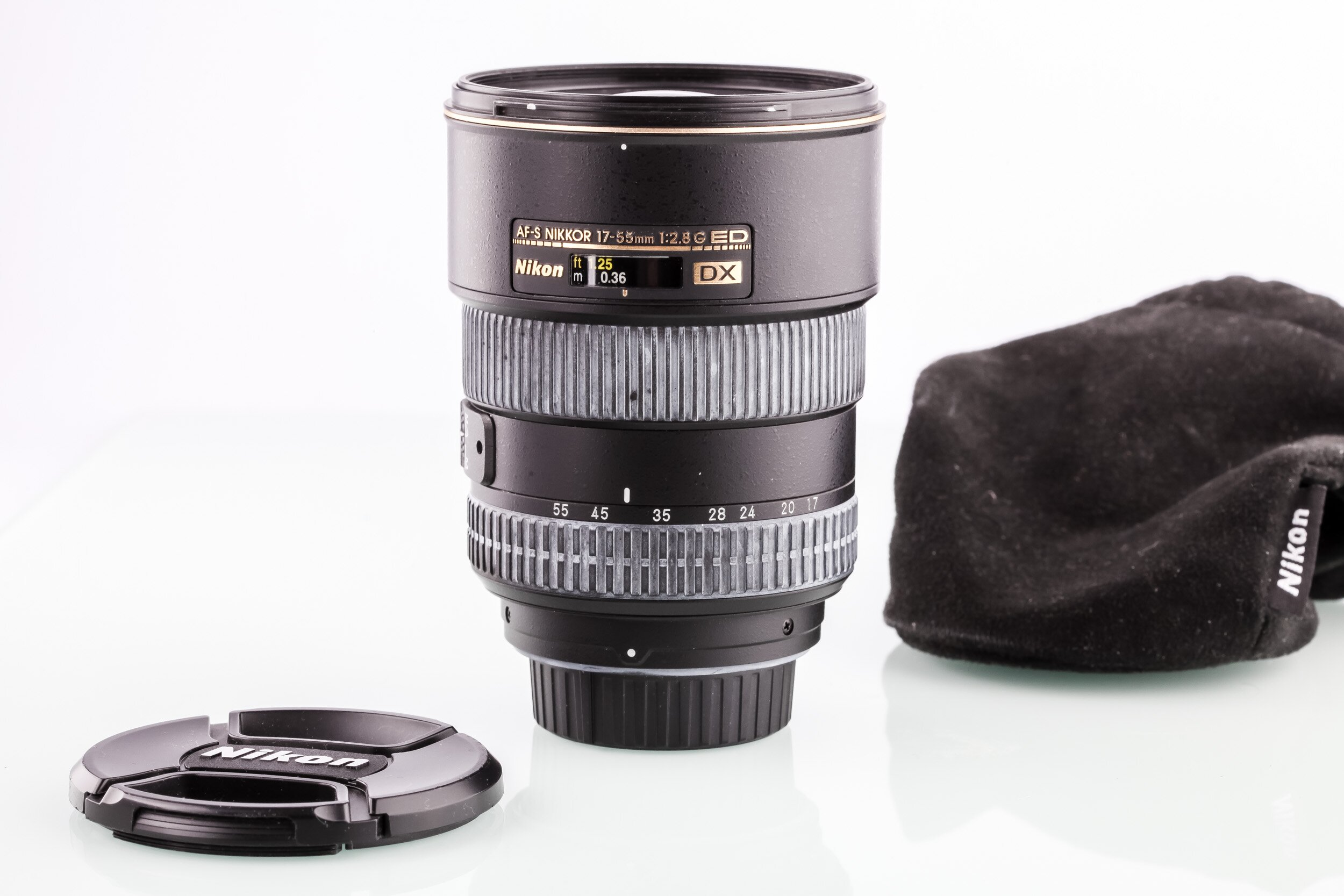 Nikon AF-S Nikkor 17-55mm 2,8 G ED DX