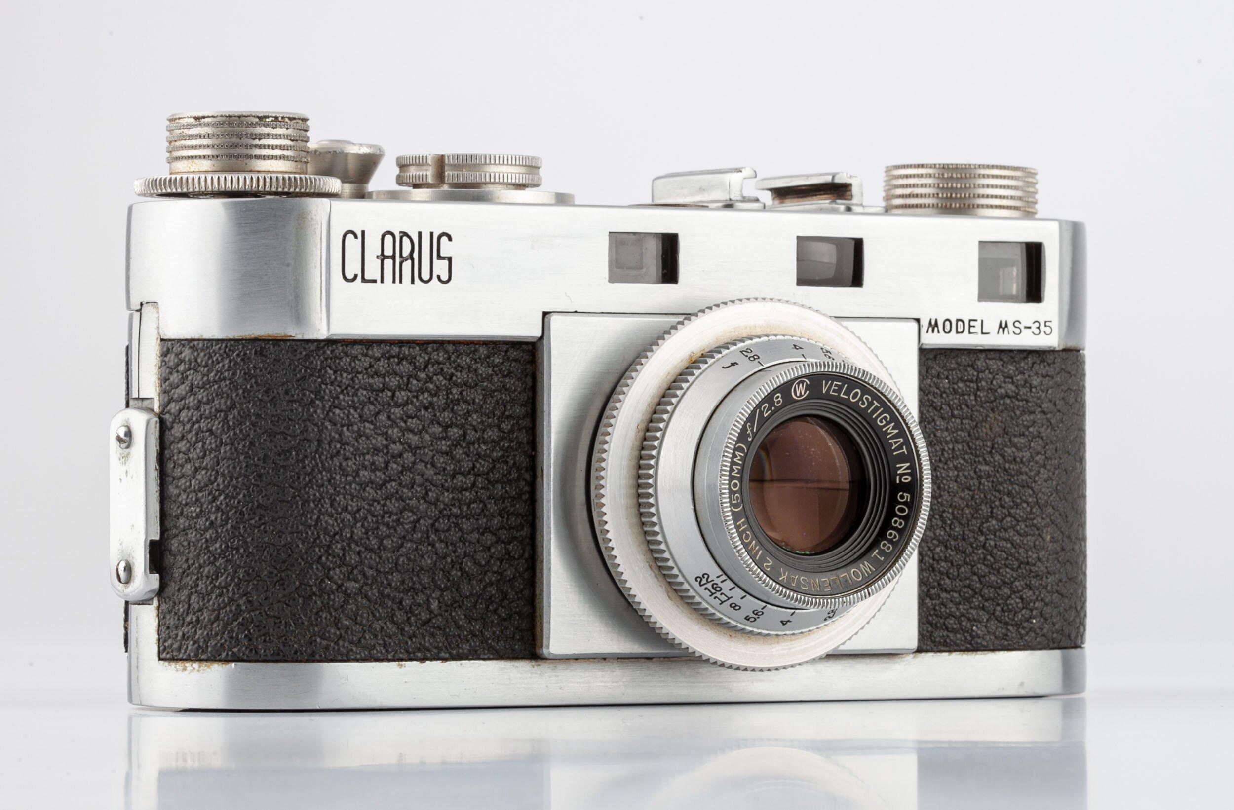 Clarus MS-35 Wollensak 2 inch(50mm) W Velostigmat