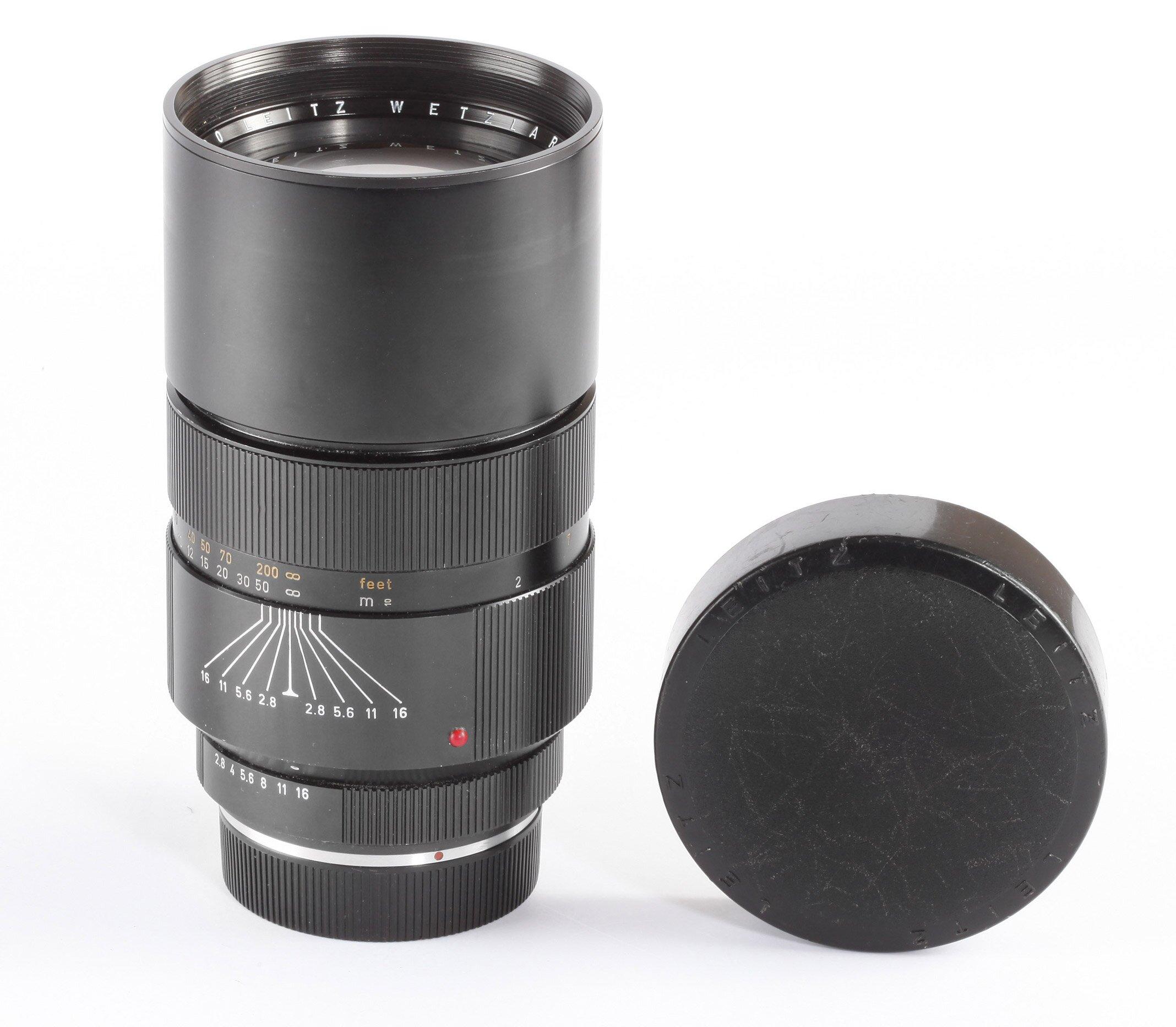 Leica Elmarit-R 2,8/180 2CAM