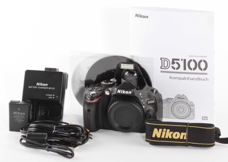 Nikon D5100 30838 Auslösungen