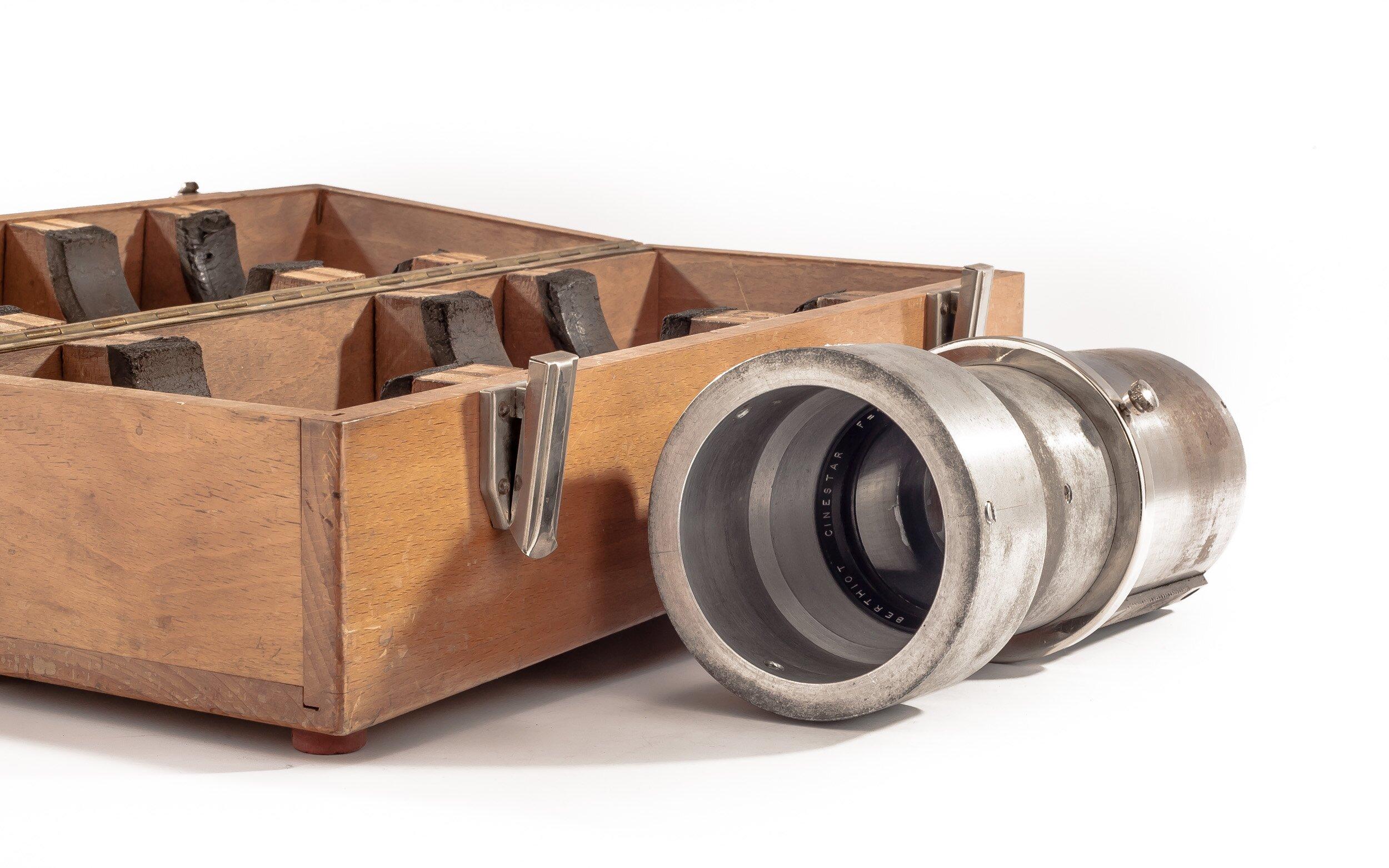 Benoist Berthiot 2,4/155mm Cinestar