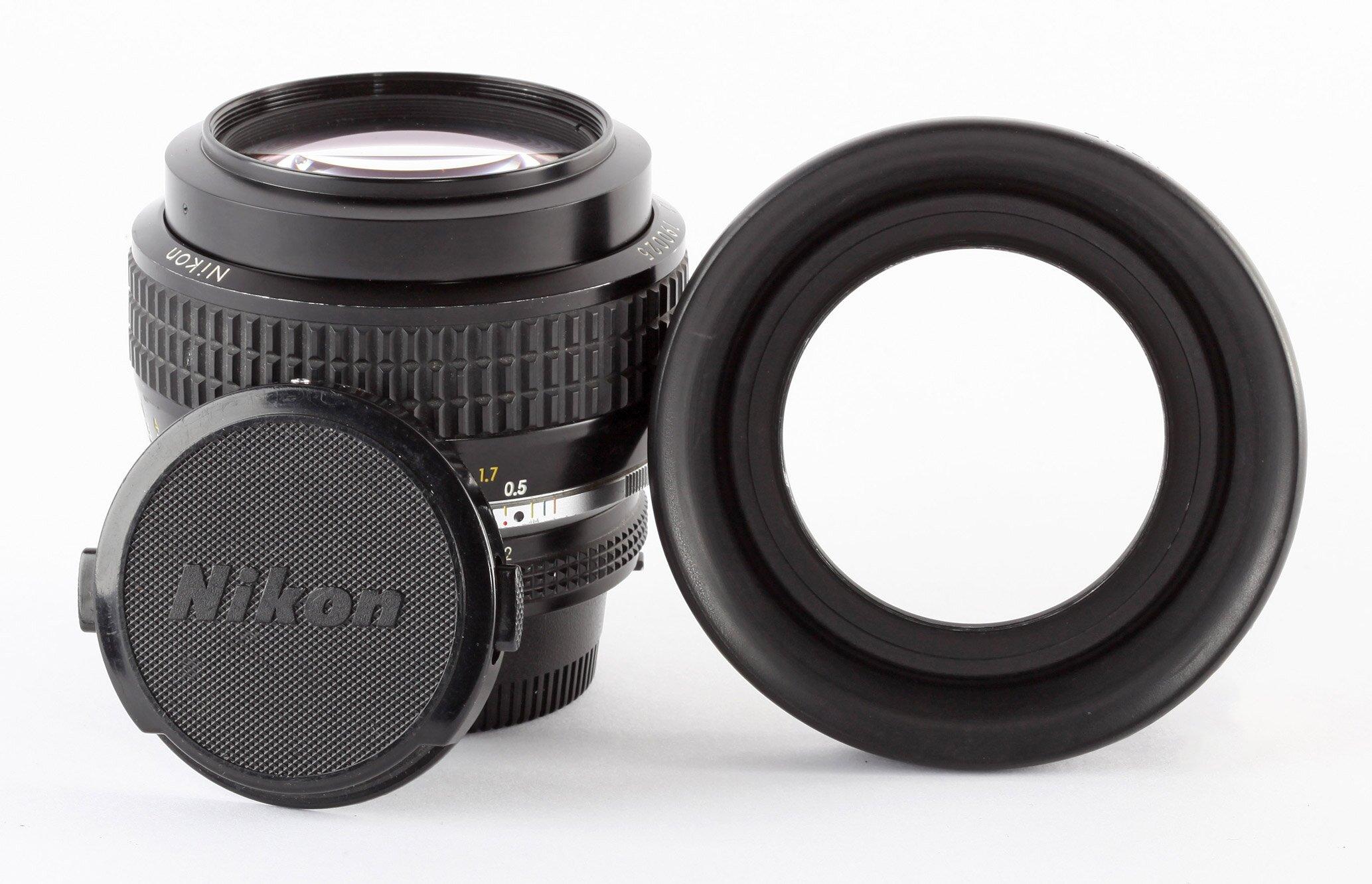Nikon Noct-Nikkor 58mm/1,2AIS