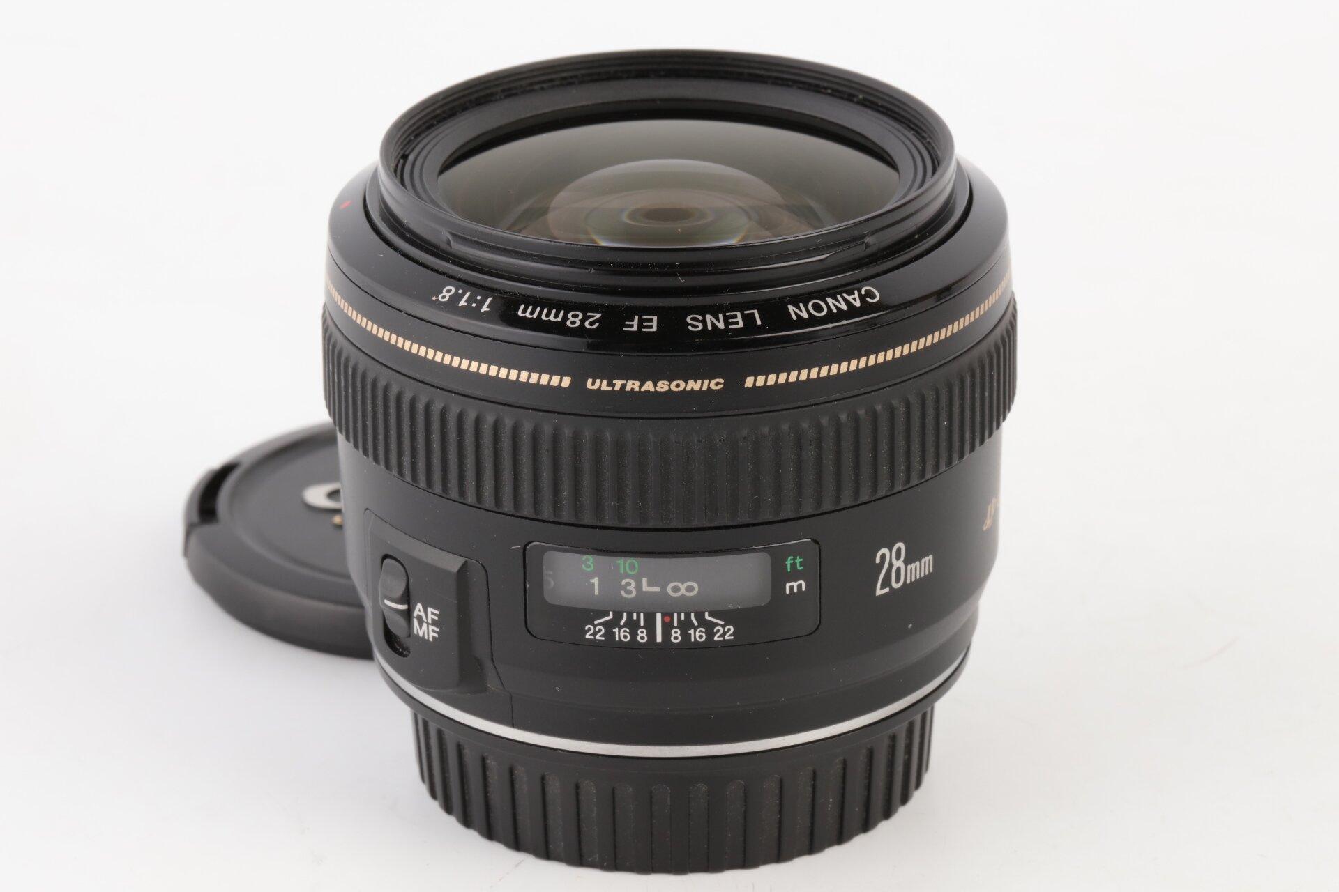 Canon EF 28mm 1,8 USM