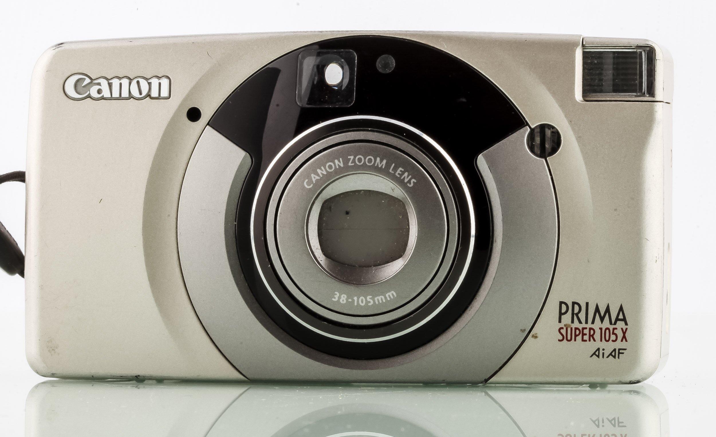 Canon Prima Super 105 X
