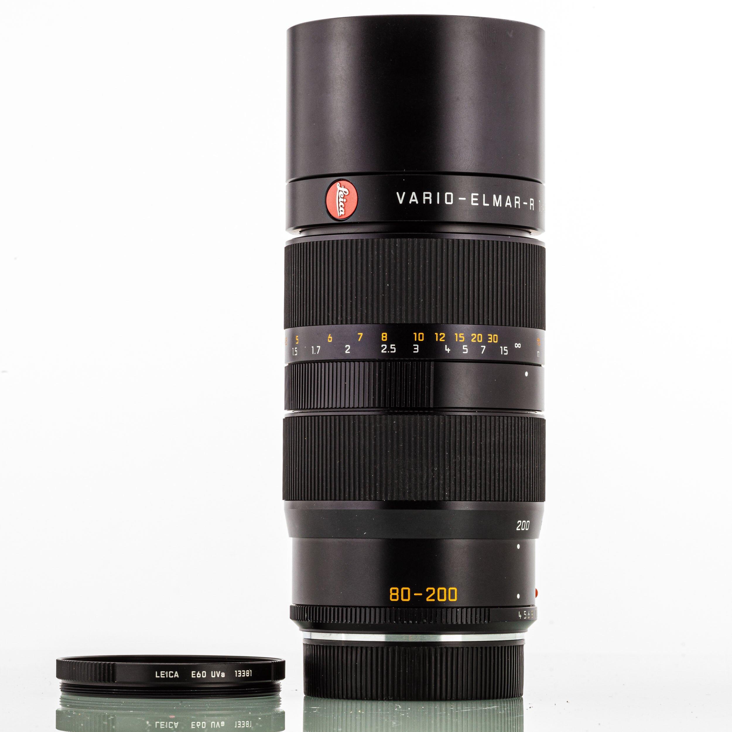 Leica Vario-Elmar-R 1:4/80-200mm ROM E60