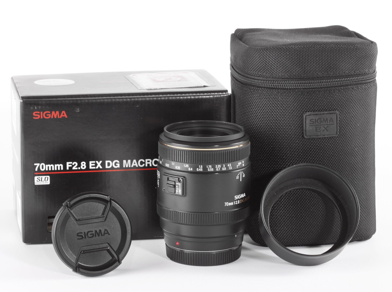 Sigma 2,8/70mm 2,8 DG Macro für Sony a 65/77