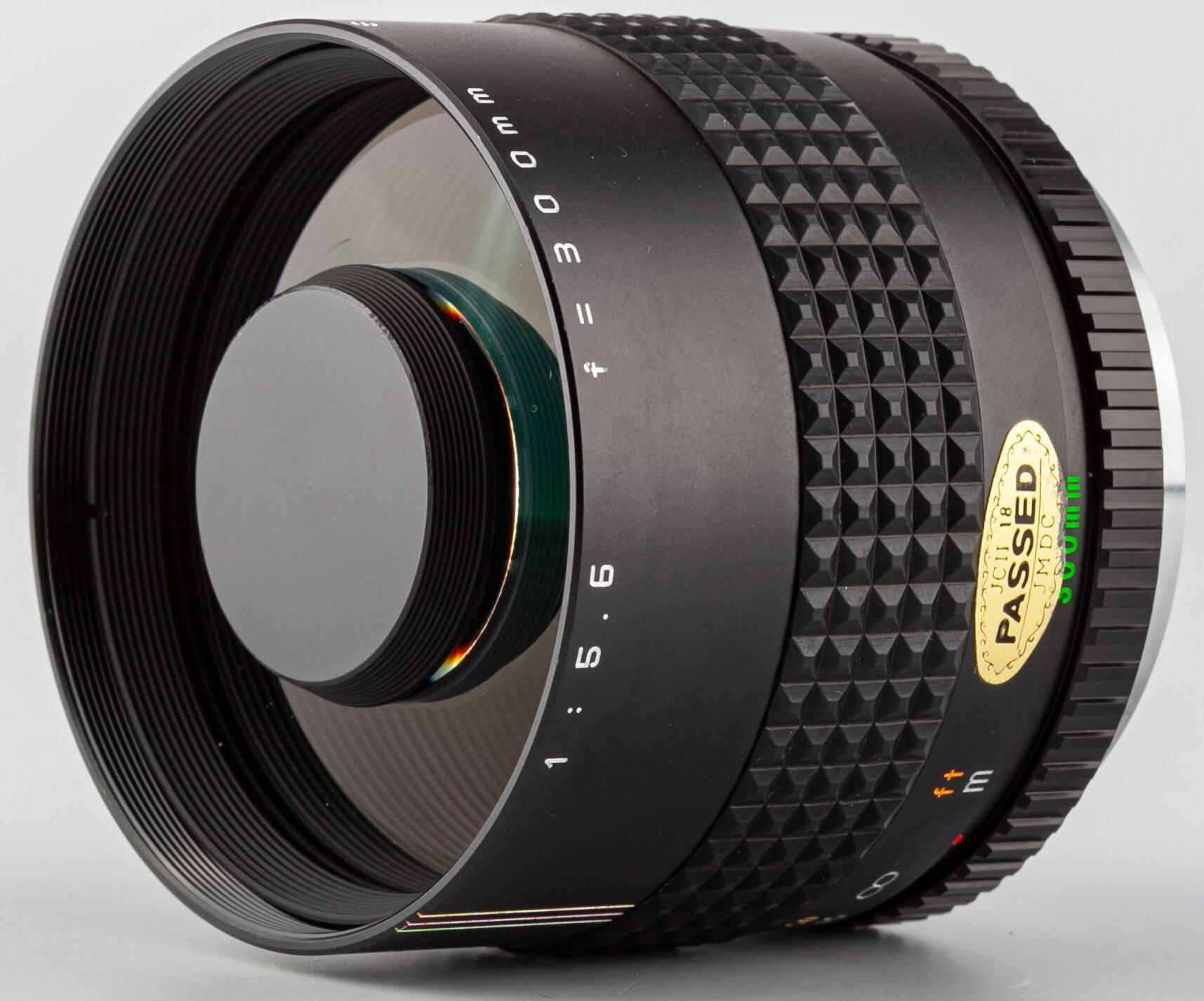 Makinon Reflex 300mm 5,6 MC Olympus OM