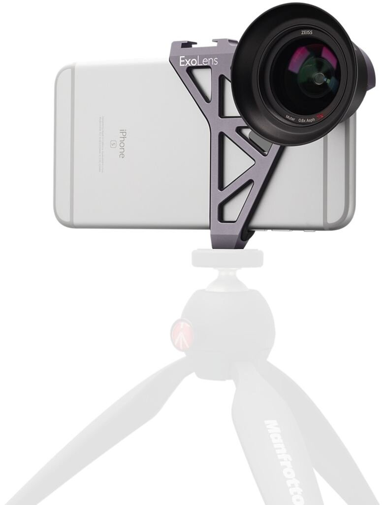 ZEISS ExoLens Weitwinkel-Objektivset mit ZEISS Optik für iPhone 6 Plus/6s Plus