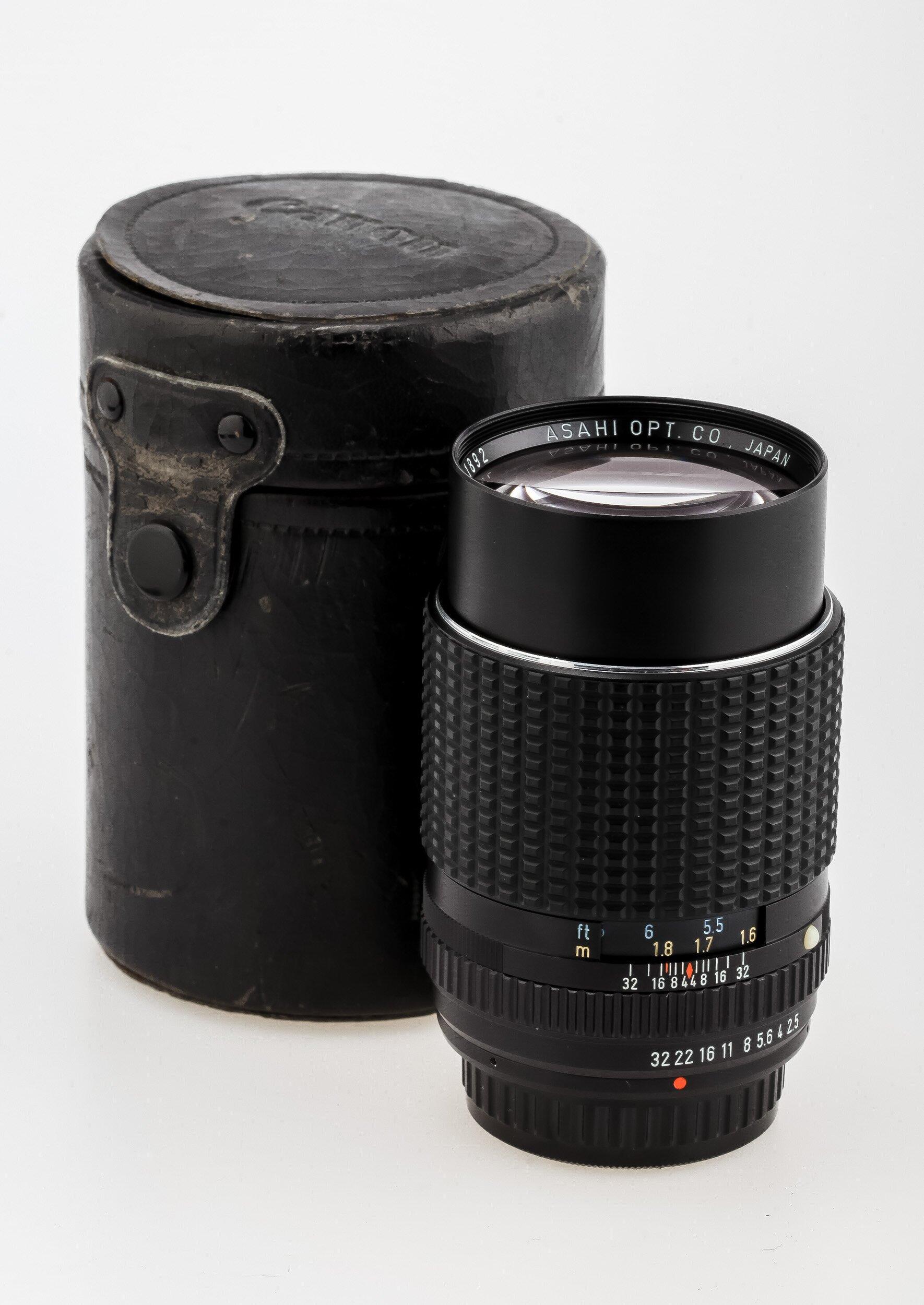 Pentax smc 2,5/135mm PK