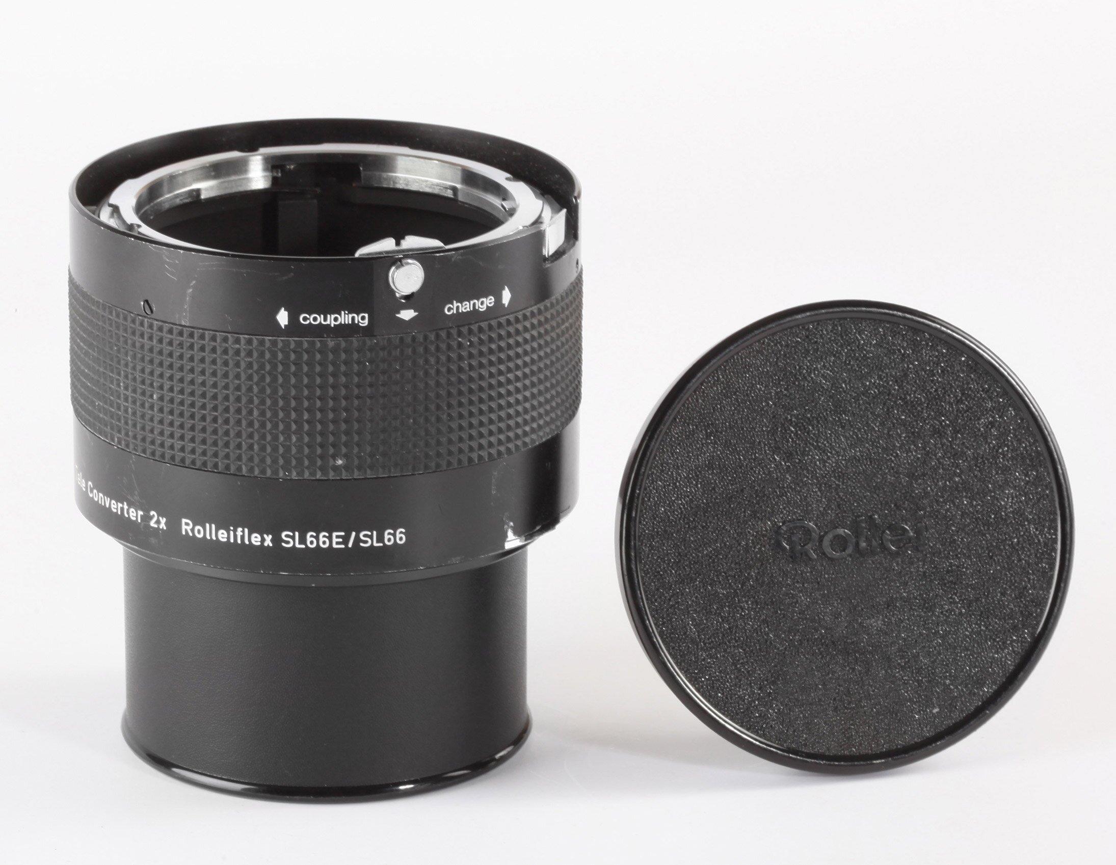 Rollei SL66 Tele Konverter 2x Rolleiflex