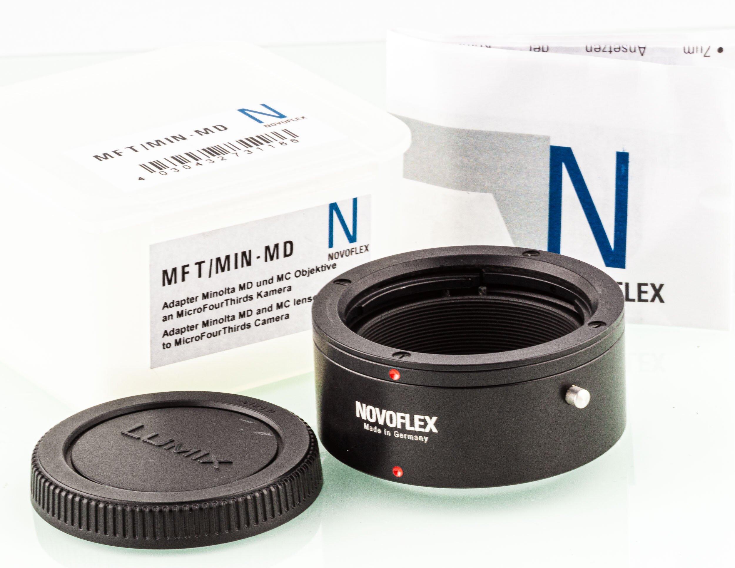 Novoflex MFT MD