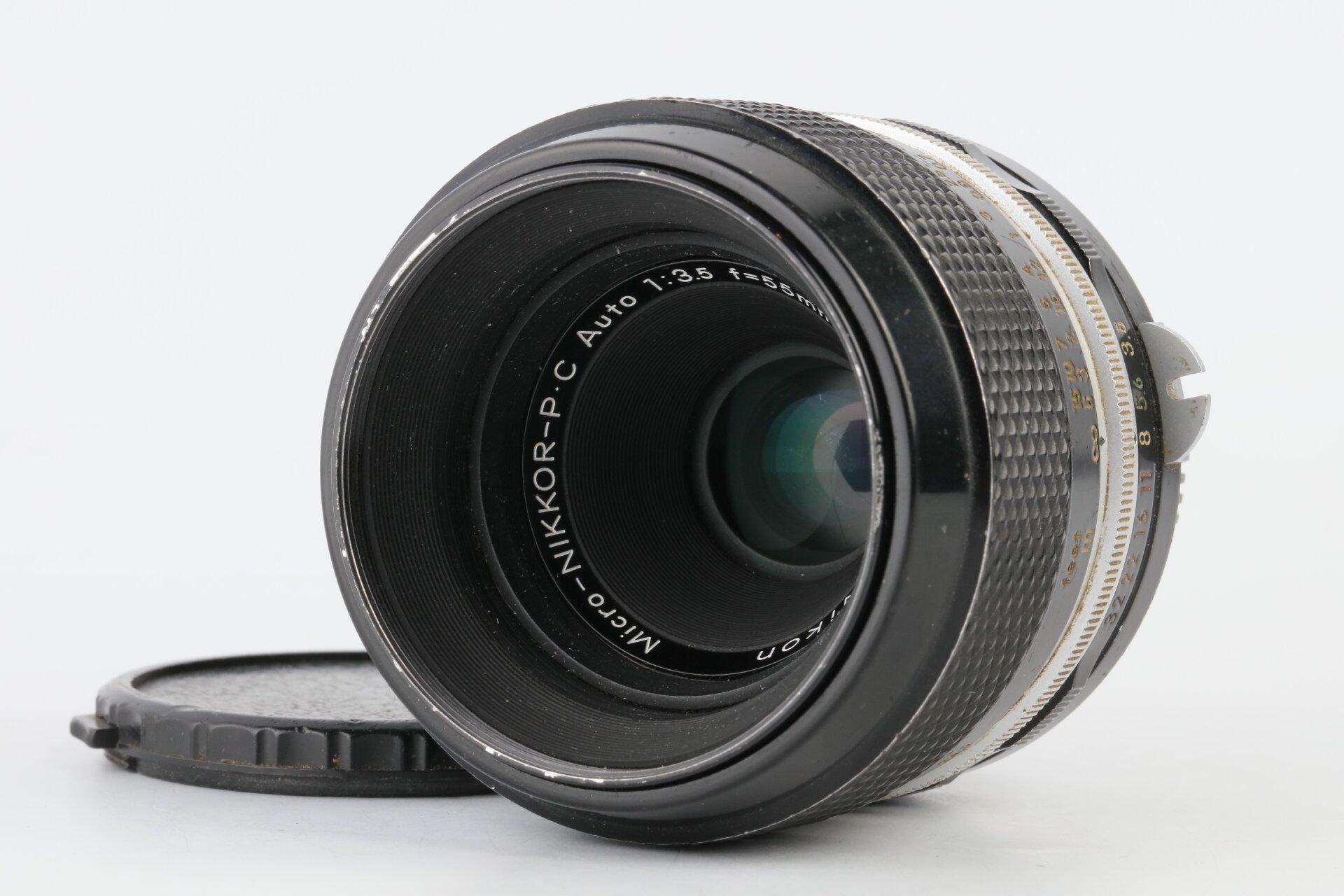 Nikon non AI 3,5/55mm Micro-Nikkor-P.C