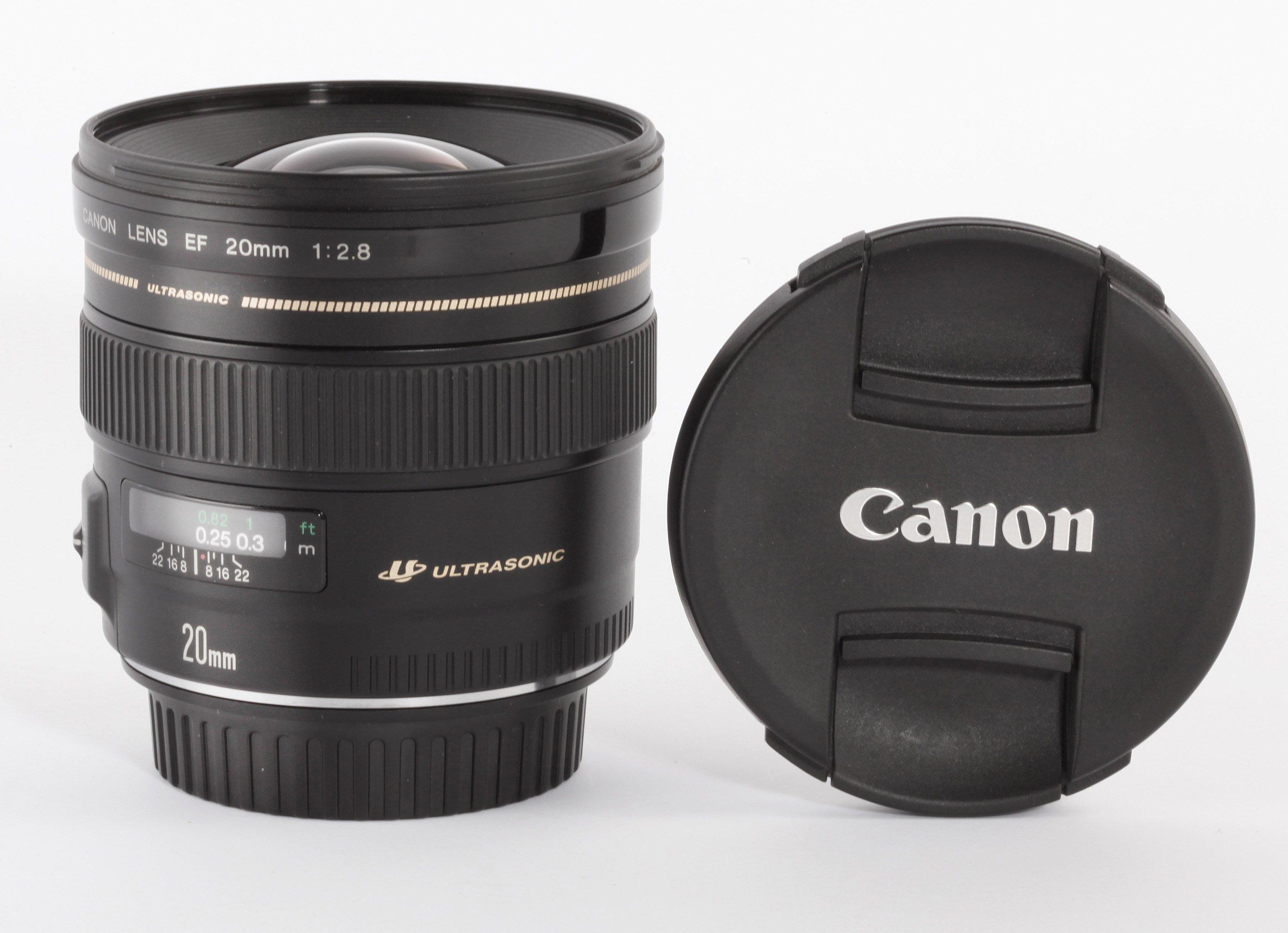 Canon EF 20mm 2,8 USM