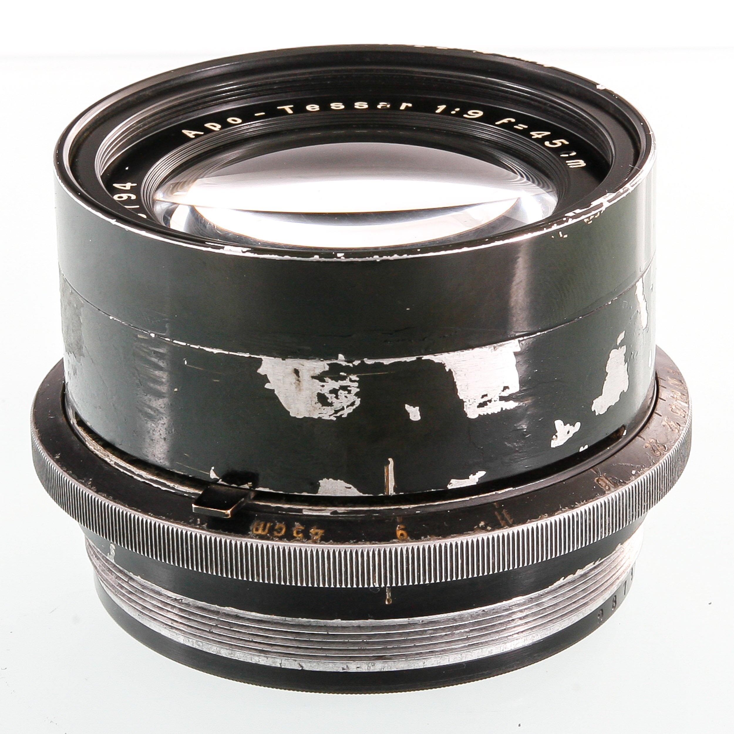 Carl Zeiss 45cm F9.0 Apo Tessar