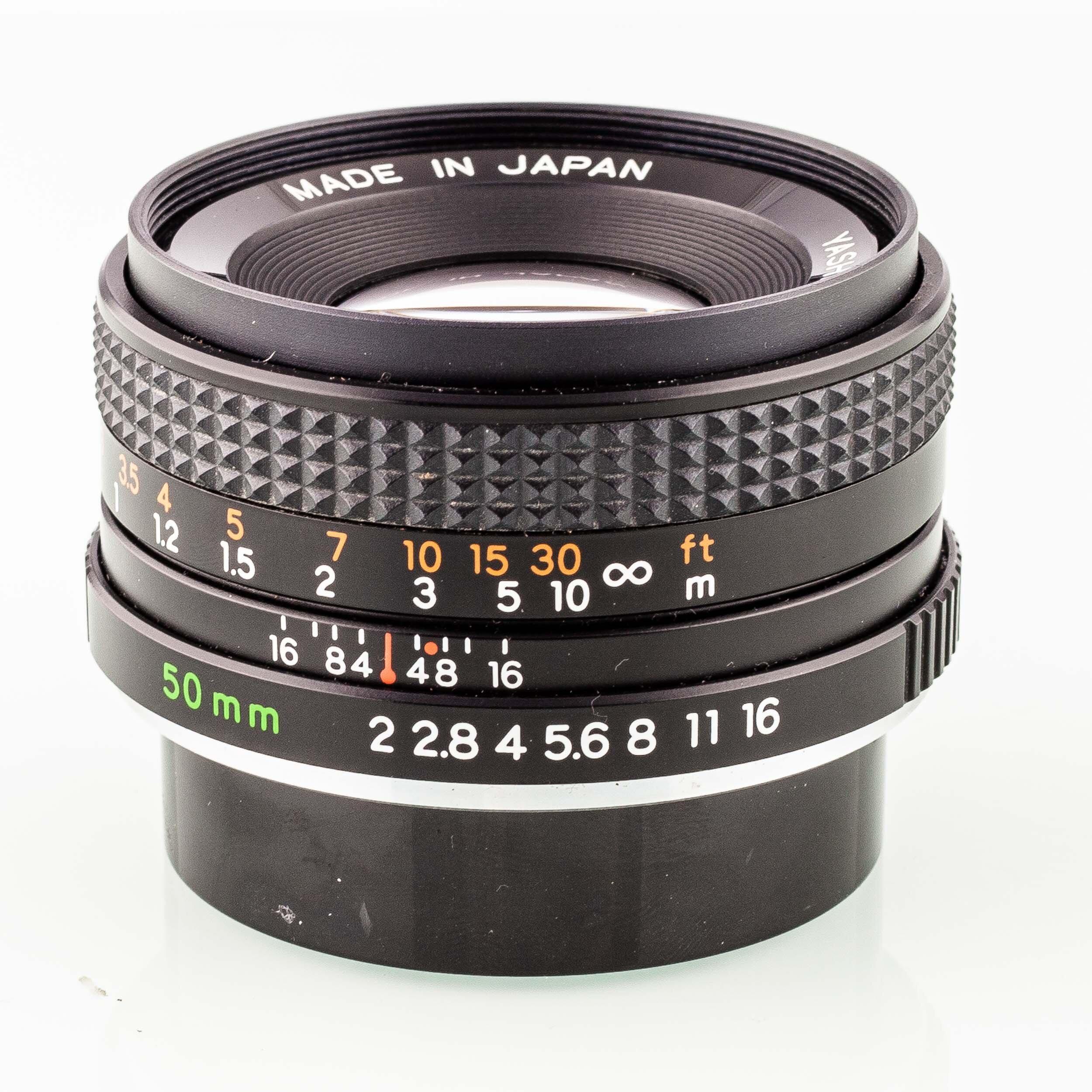 Yashica ML 50mm/2,0 Yashica/Contax