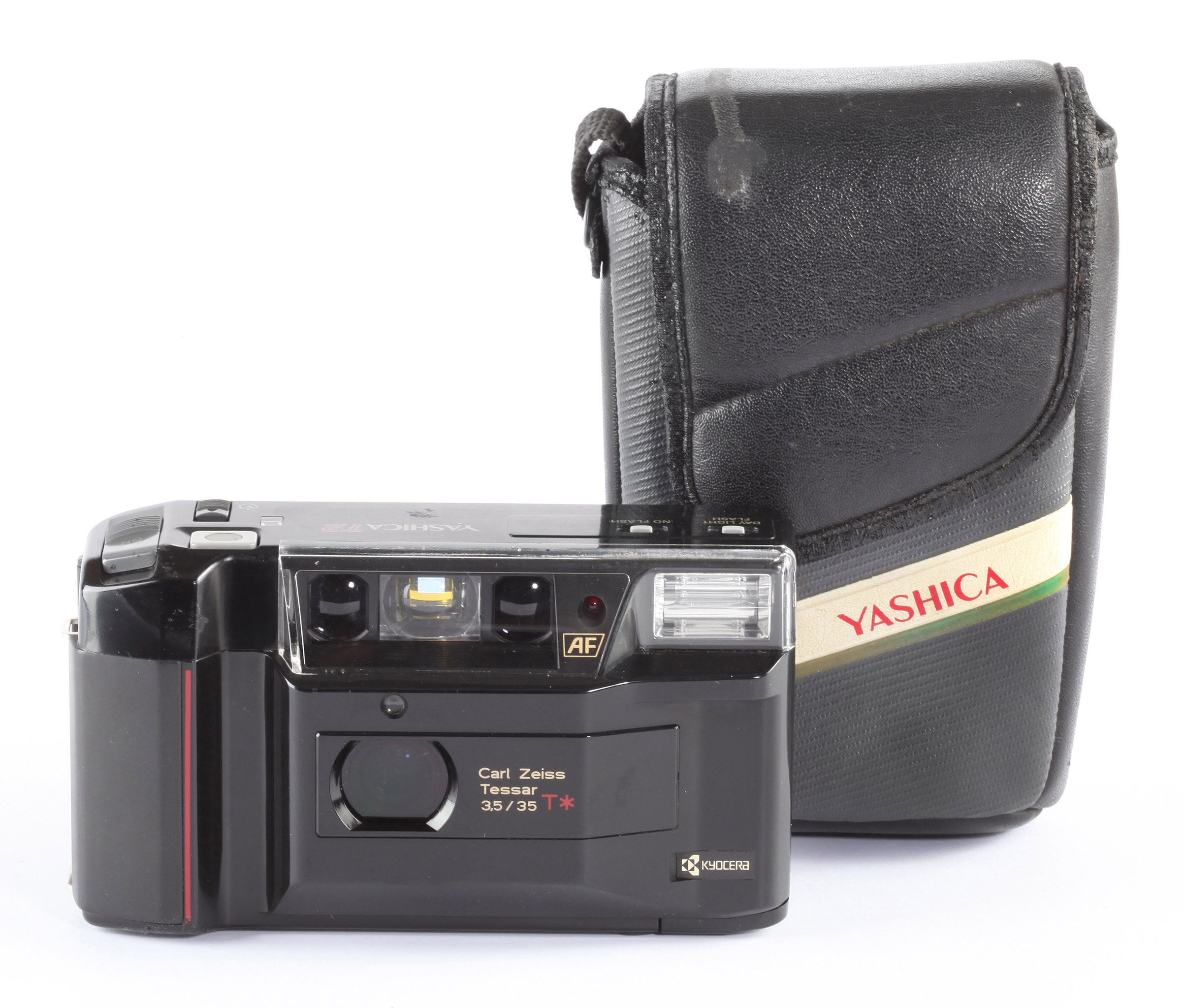 Yashica T2 Carl Zeiss Tessar 3,5/35mm T*