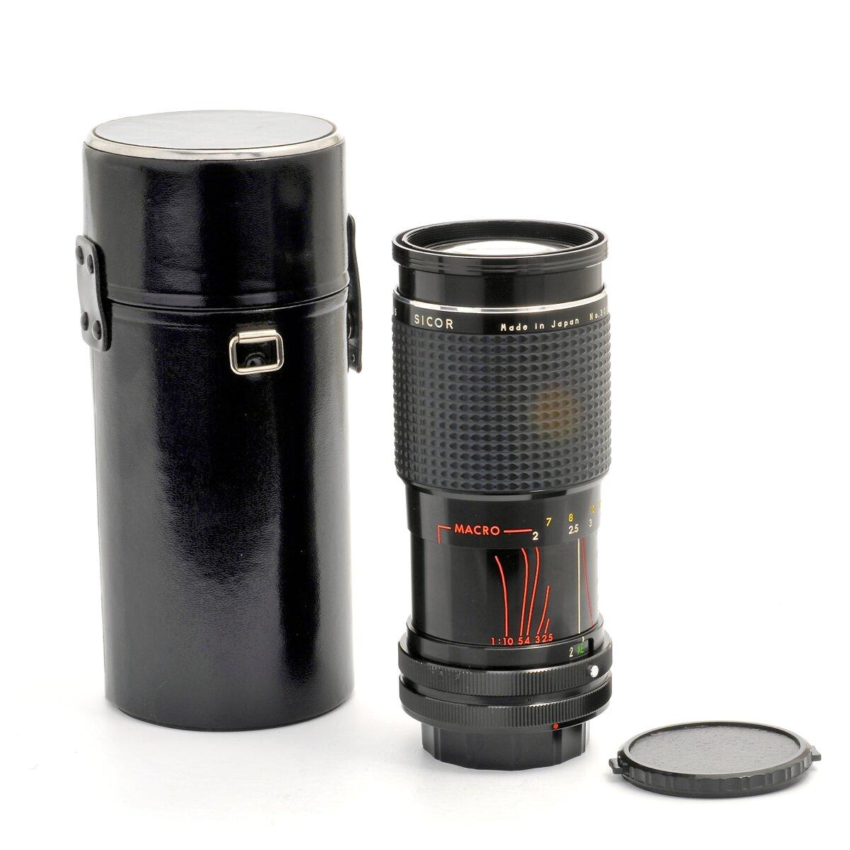 Sicor f. Canon FD 75-200mm 1:5
