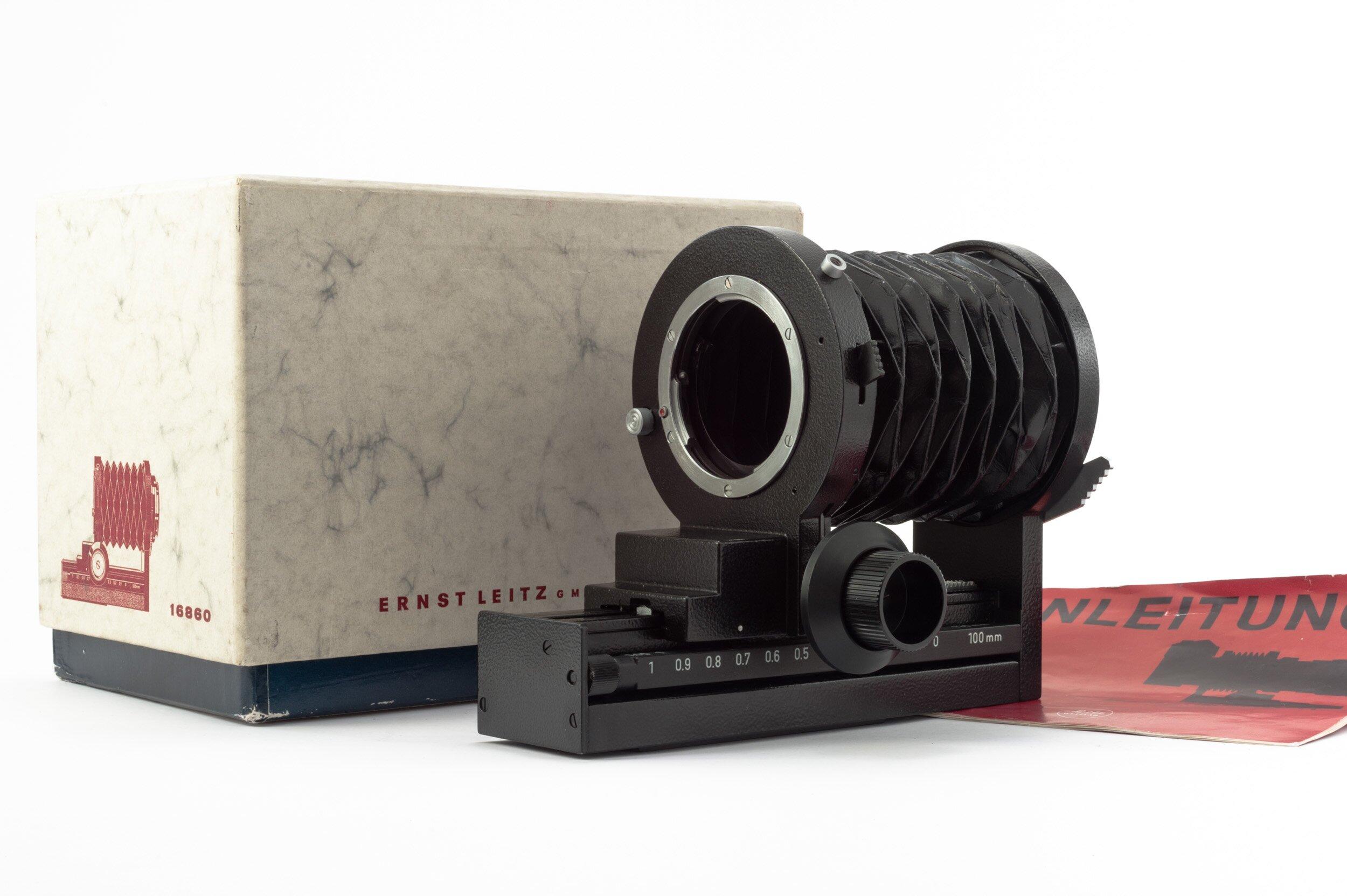 Leitz Leica R bellows