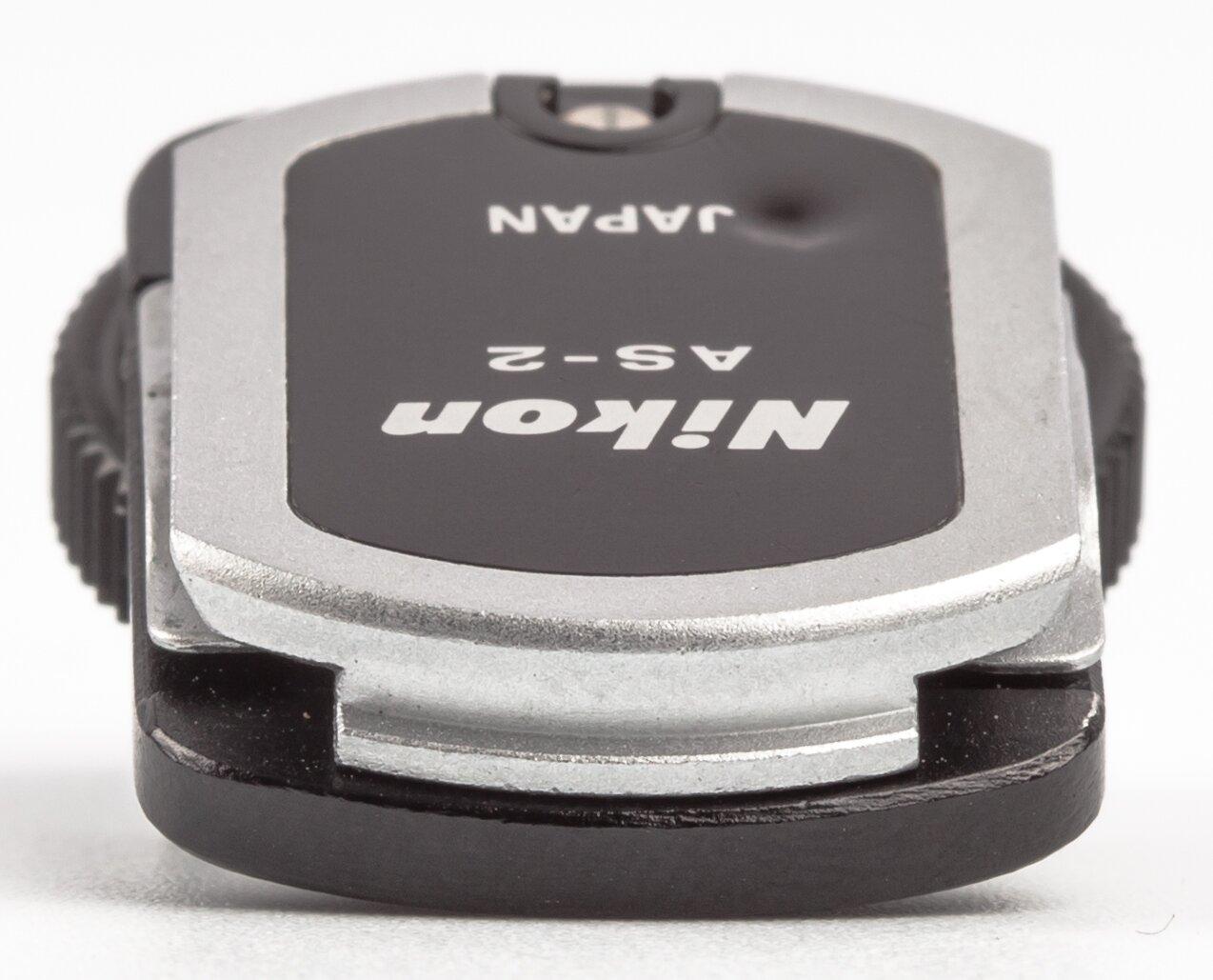 Nikon AS-2 Flashcoupler midside to F-flash