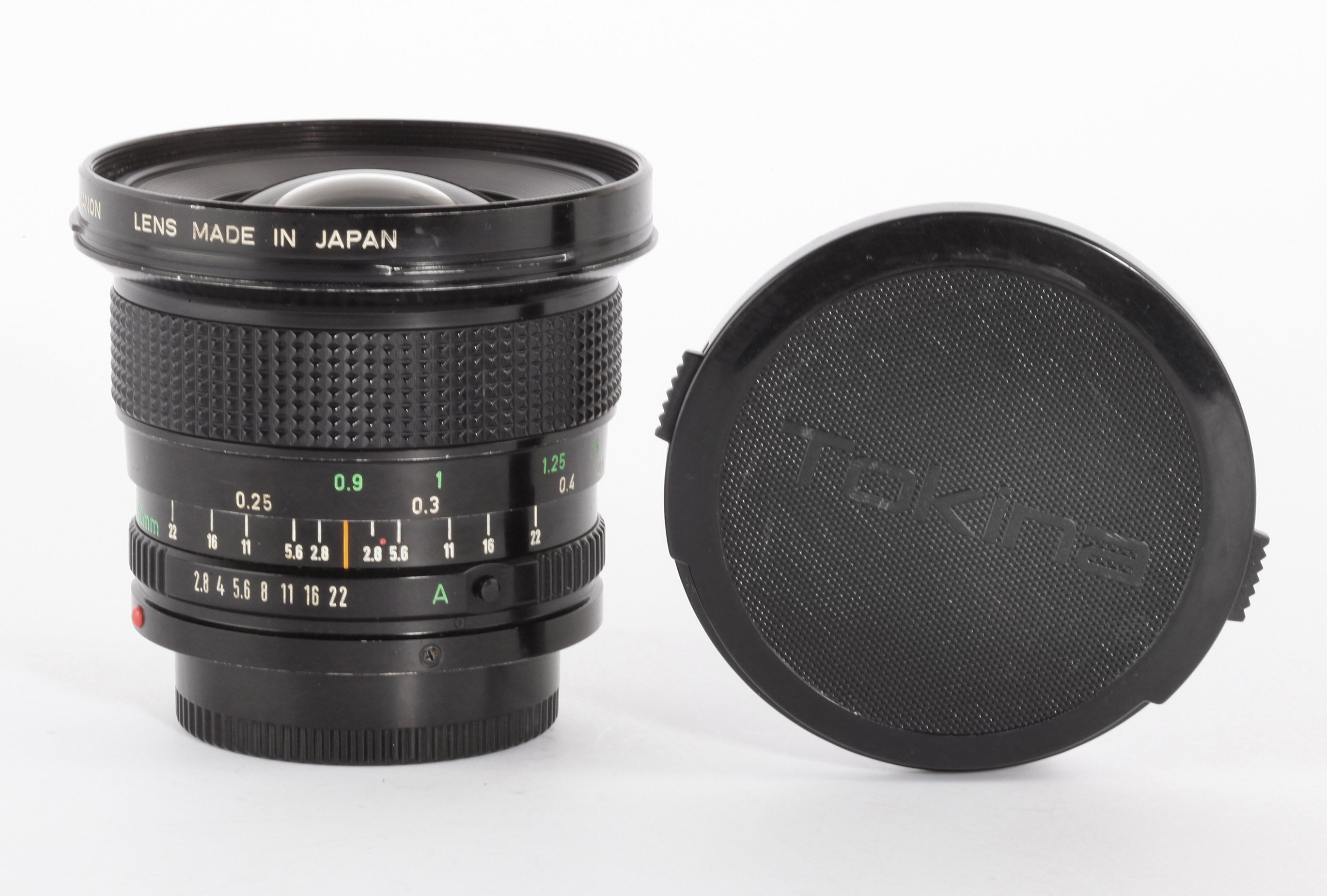 Canon FD 20mm/2,8