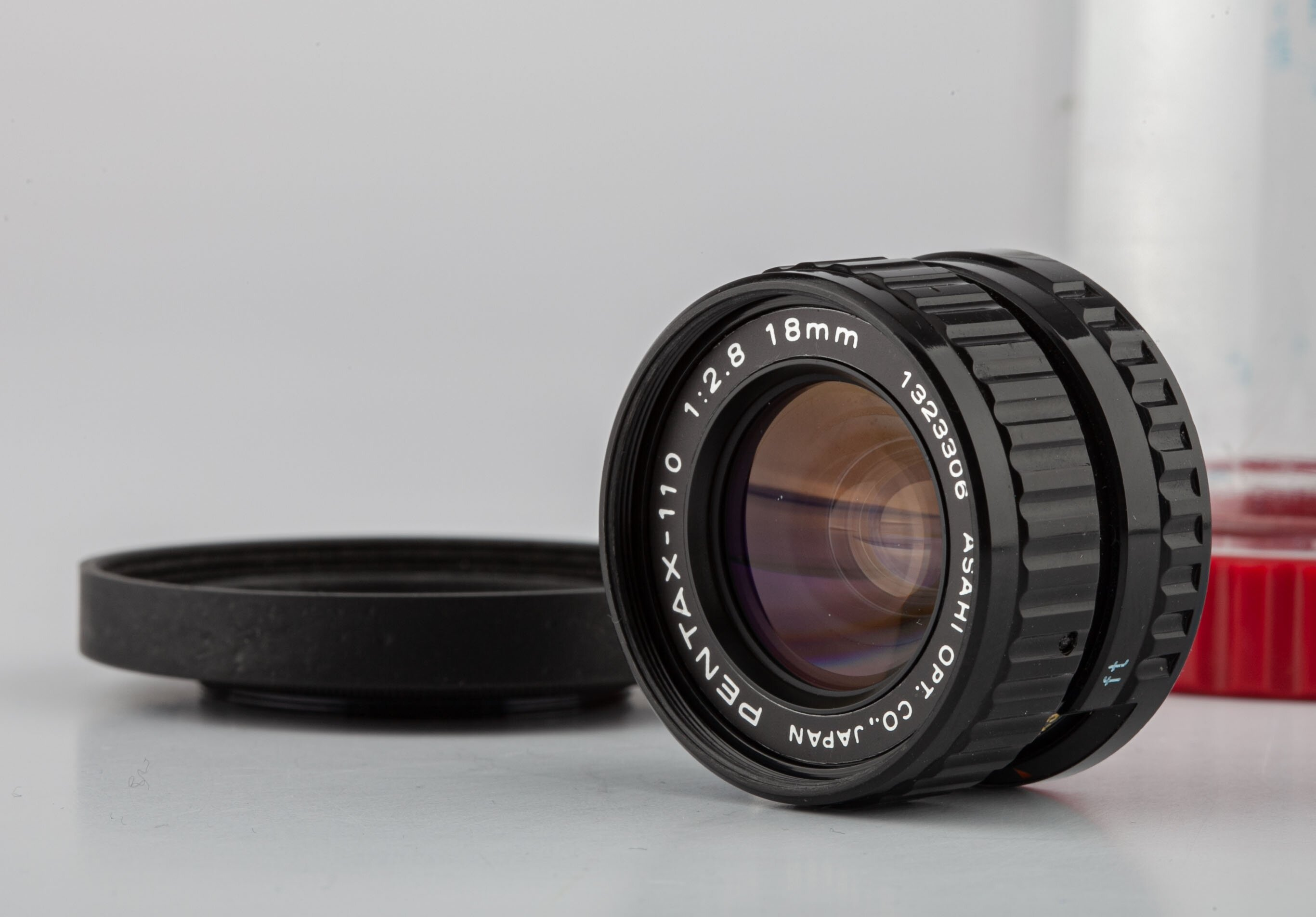 Pentax Auto 110 2,8/18mm