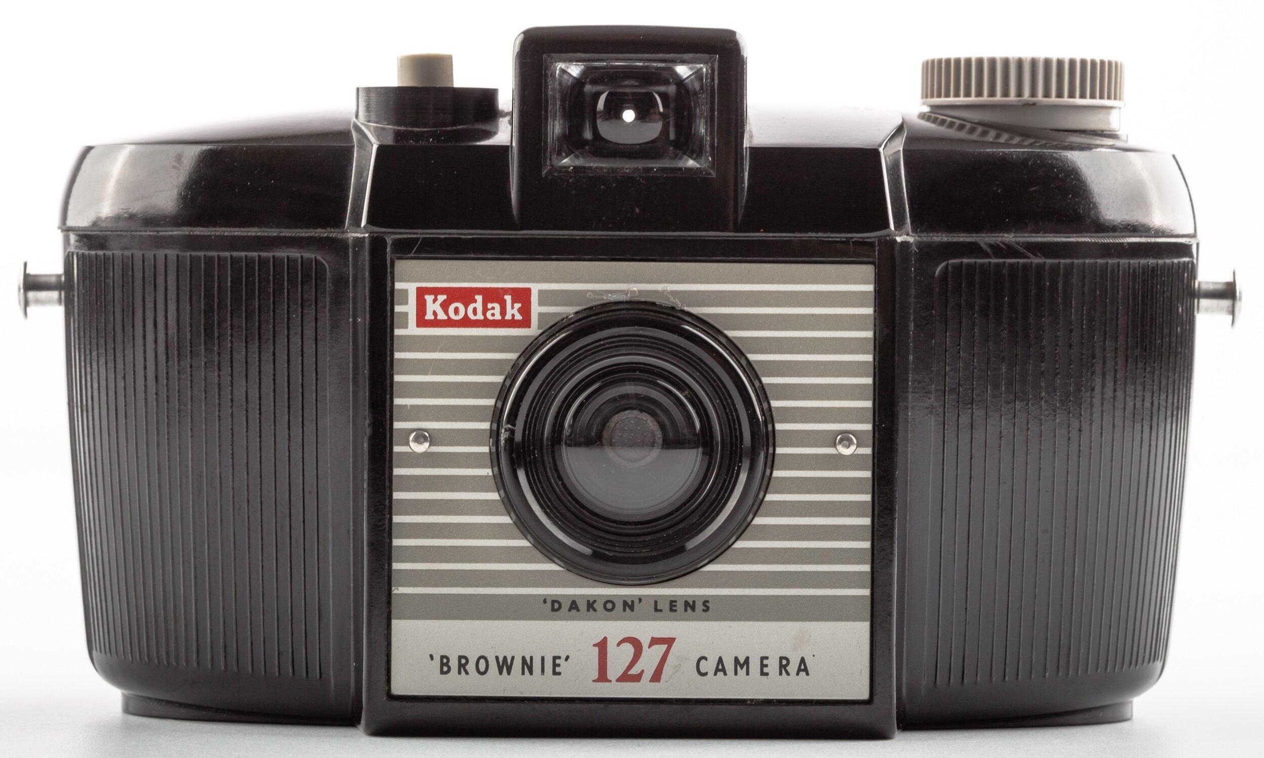 Kodak Brownie 127 Kamera