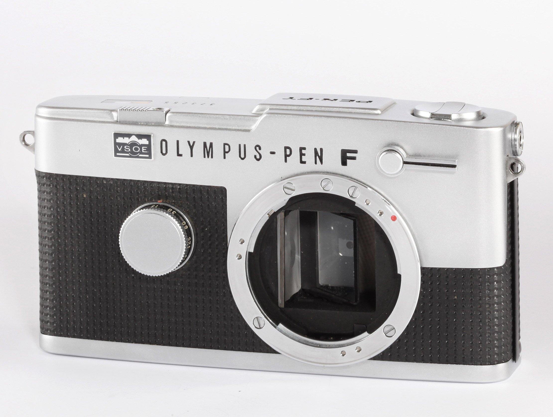 Olympus Pen-FT chrom