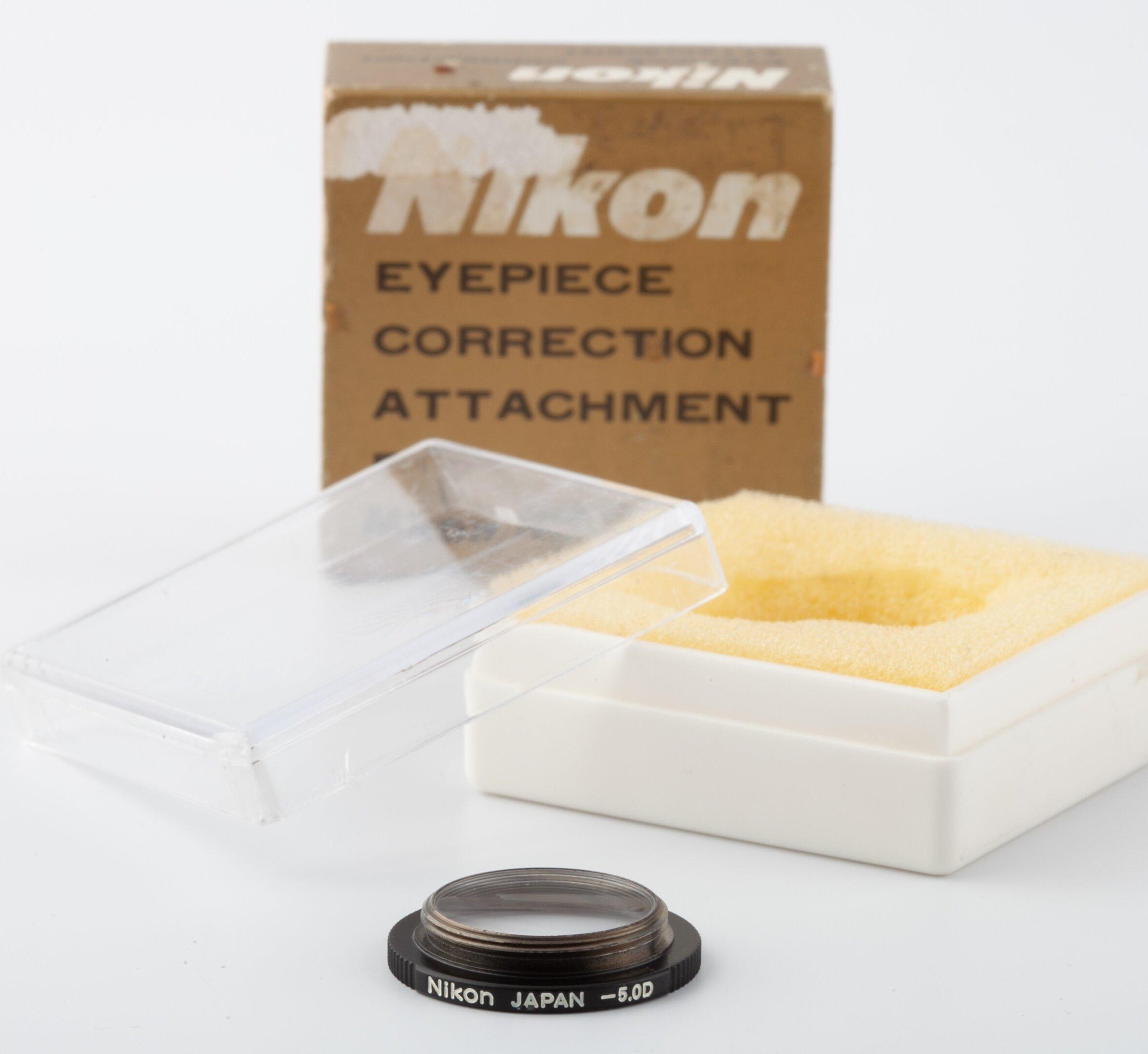 Nikon Eyepiece-correction  -5