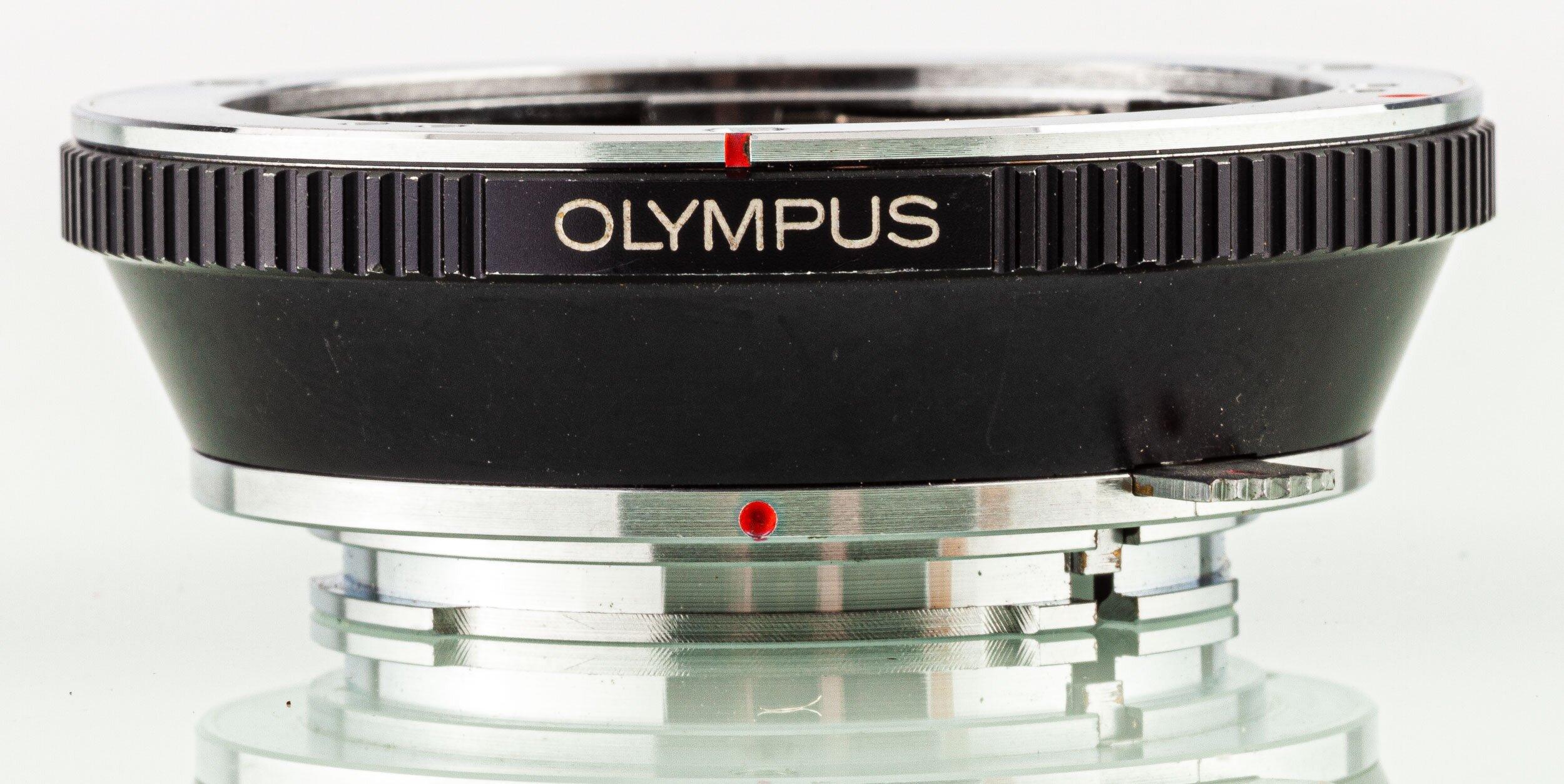 Olympus OM Lens Mount Adapter Pen F