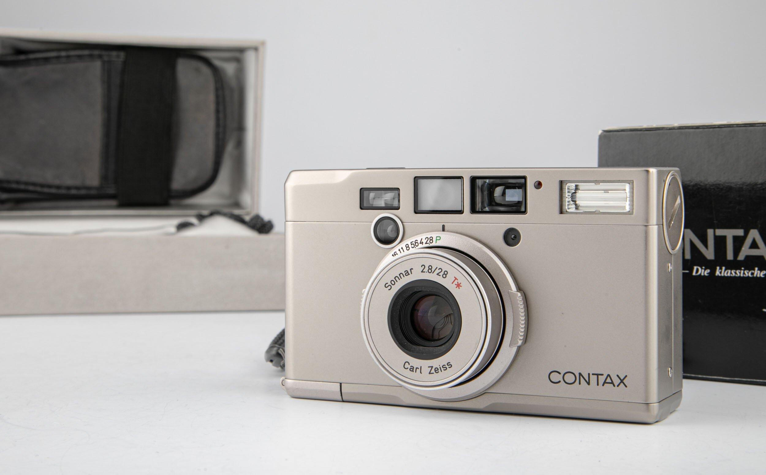 Contax Tix 28mm F2.8 T Sonnar